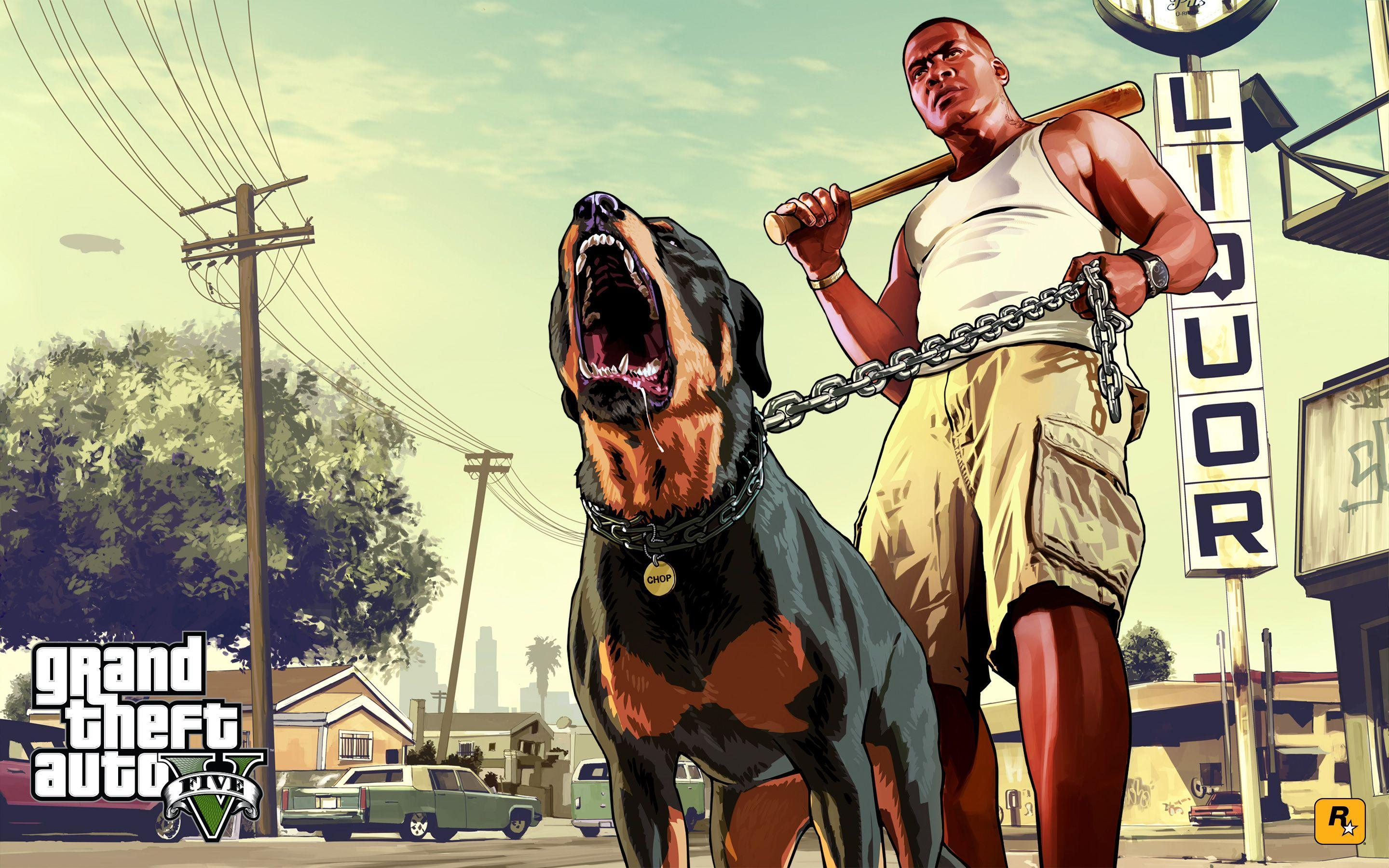 Grand Theft Auto V Hd Wallpapers Backgrounds Wallpaper Abyss