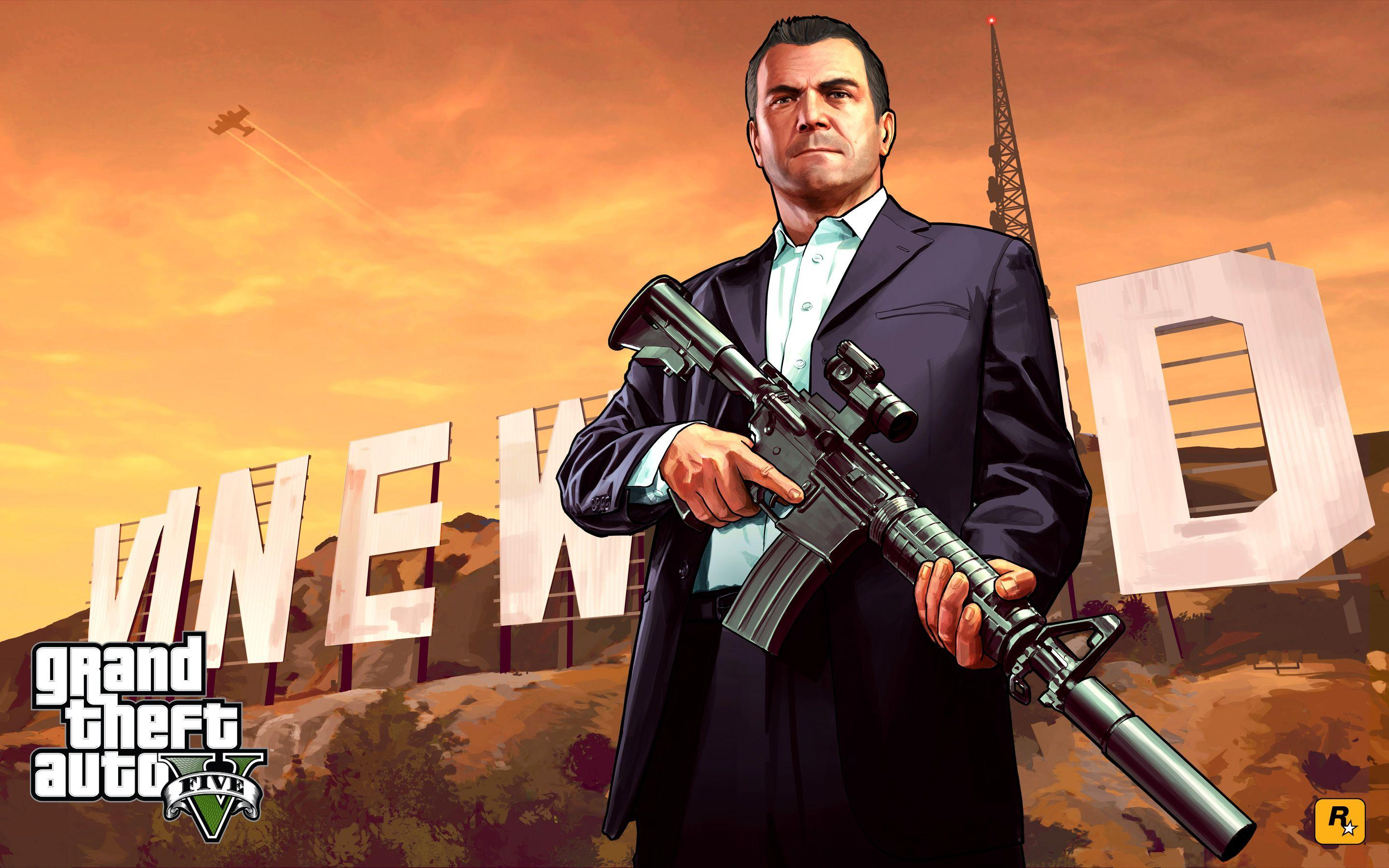 Grand Theft Auto V Wallpapers Wallpaper