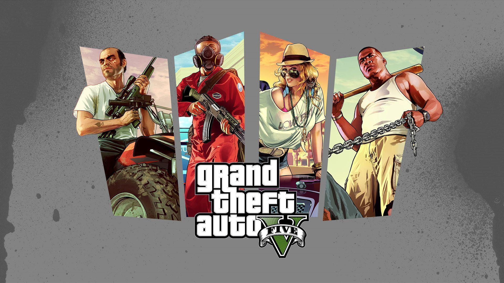 Grand Theft Auto V Wallpapers - Wallpaper Cave
