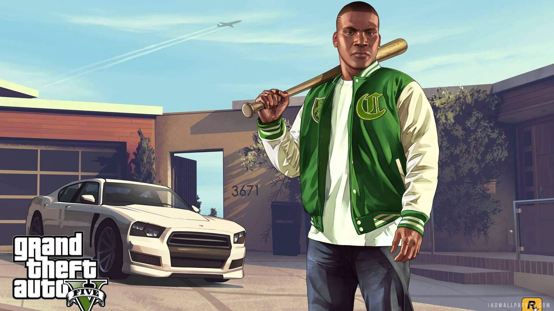 Grand theft auto v wallpapers wallpaper cave - Gta v wallpaper ...