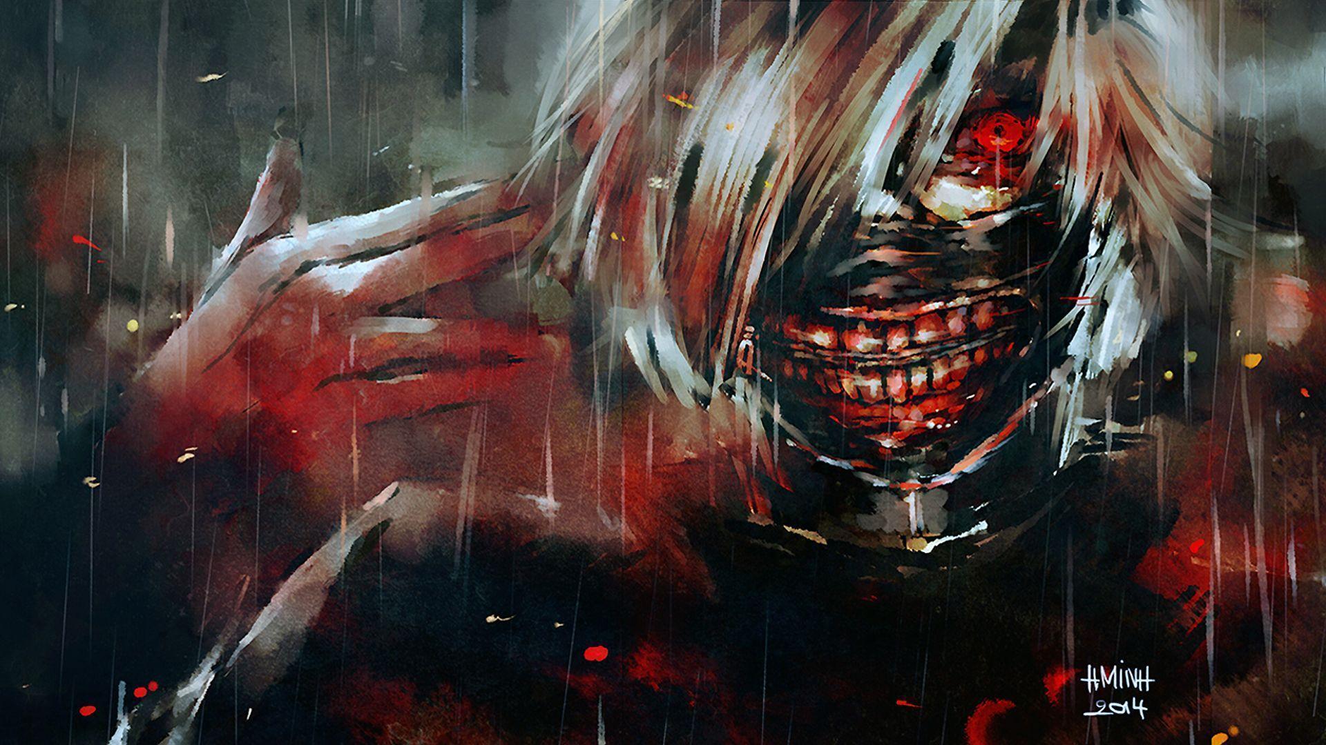 Tokyo Ghoul HD Wallpapers