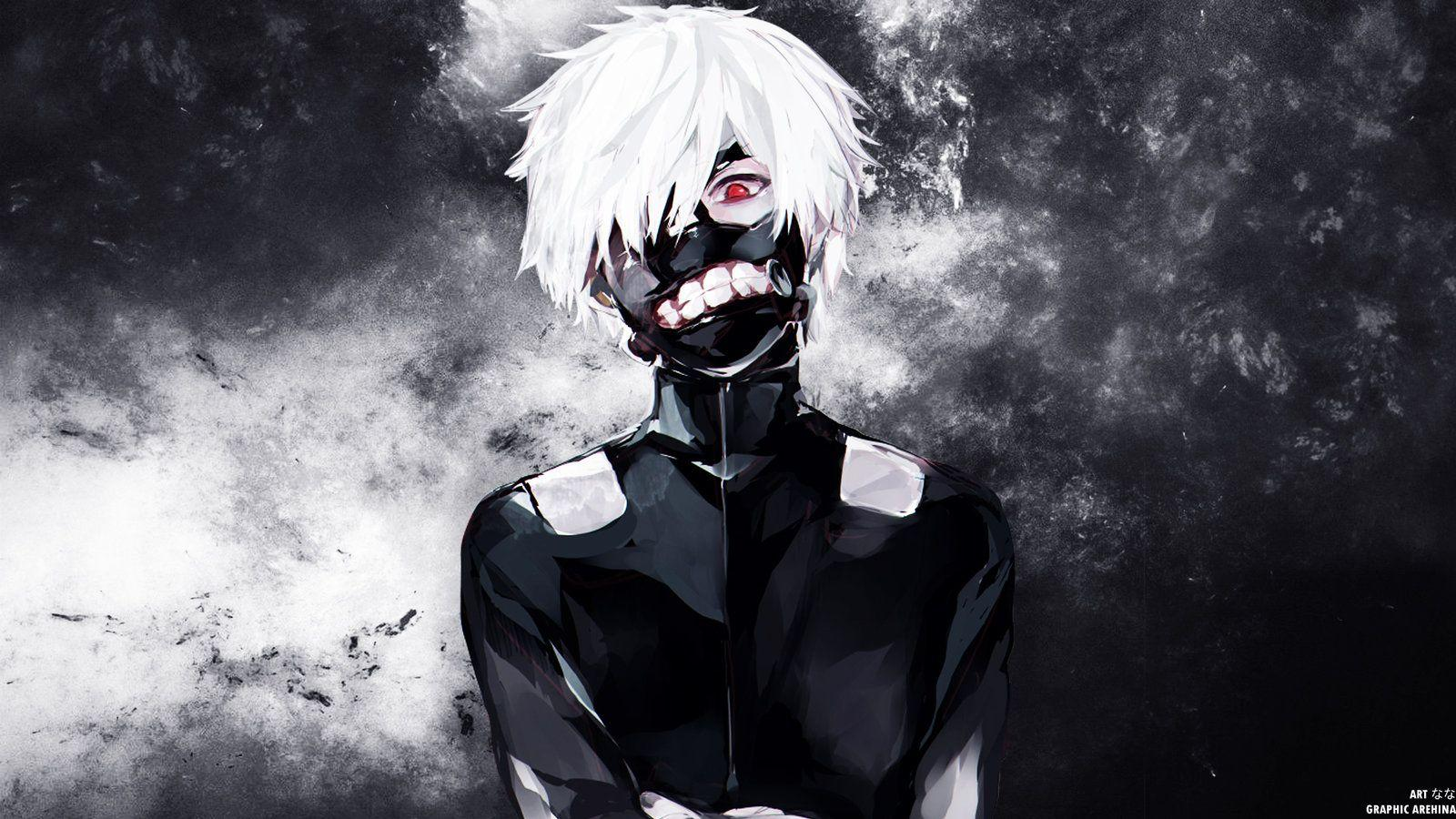 DeviantArt More Like Tokyo Ghoul Wallpaper 1920 X 1080 HD By