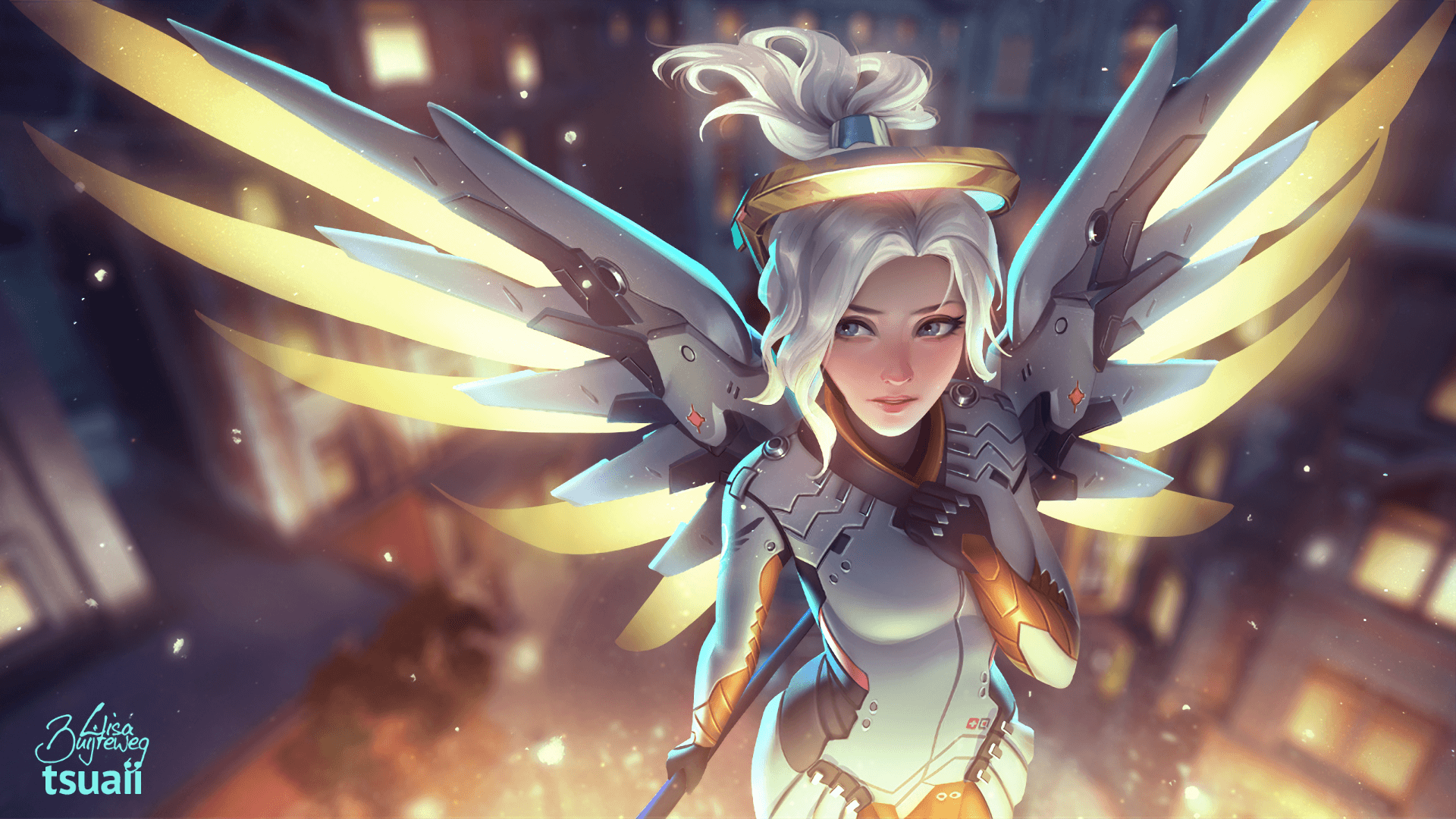 1036 Overwatch HD Wallpapers