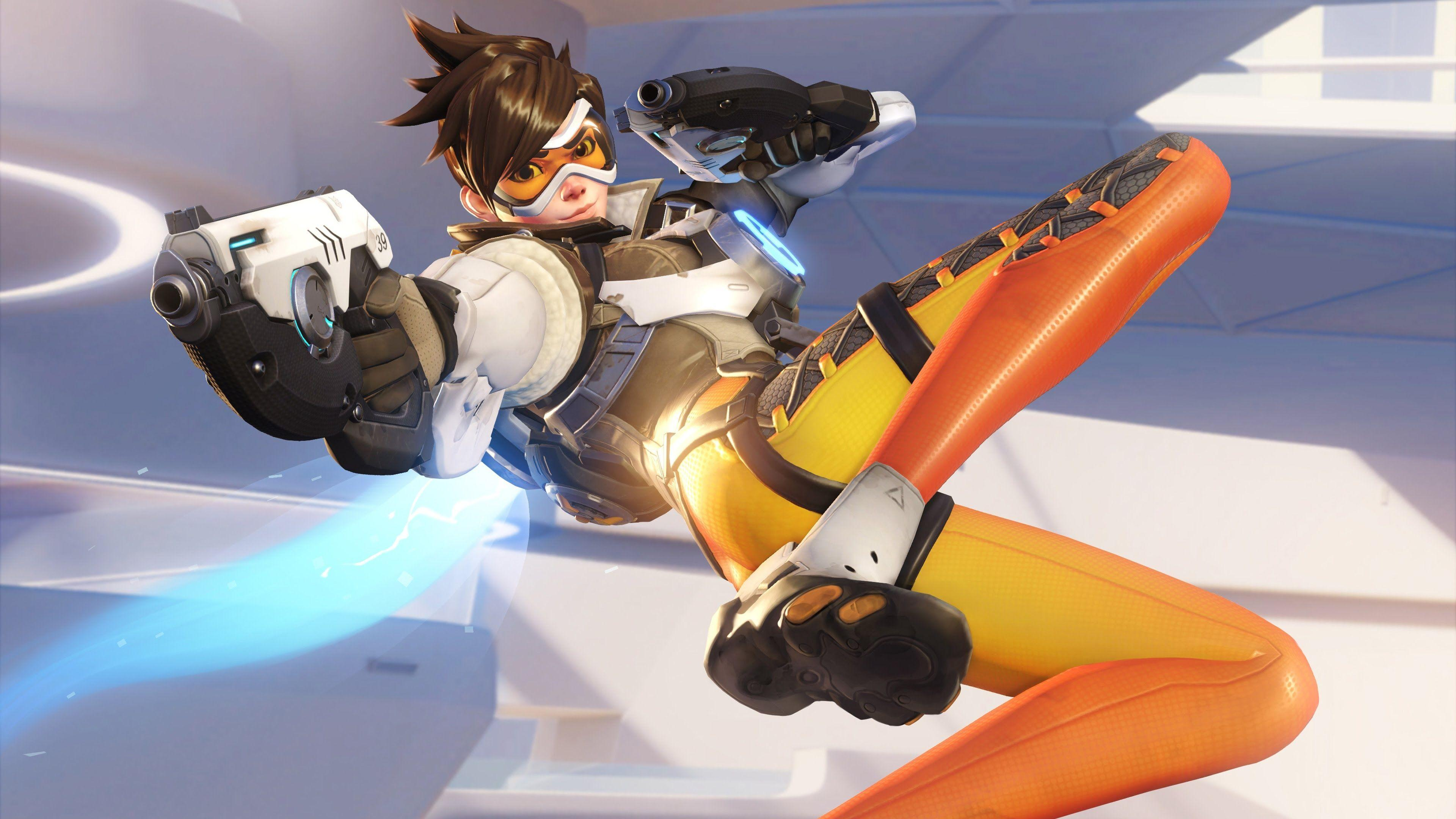 1035 Overwatch HD Wallpapers