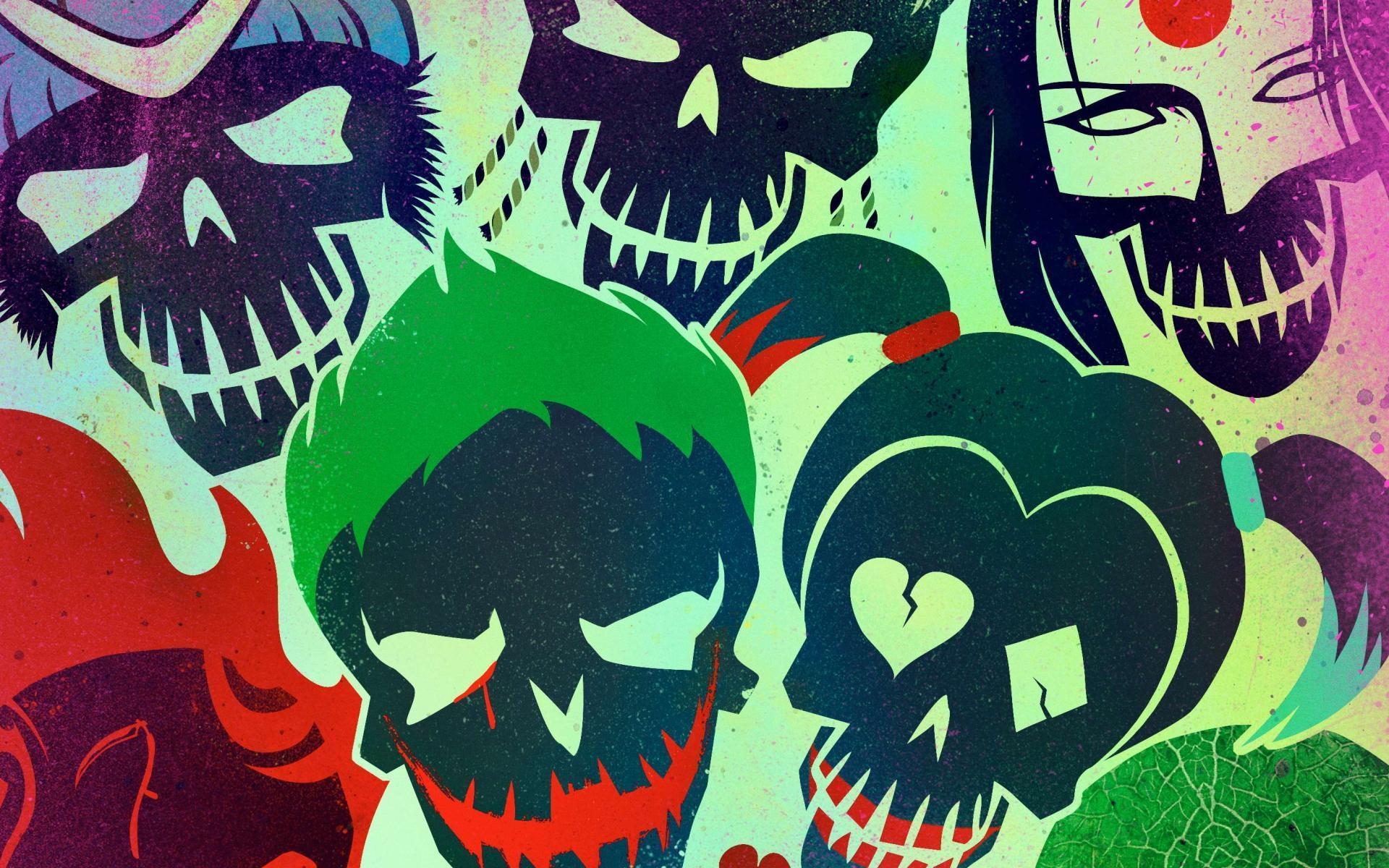 HD Image Suicide Squad Collection