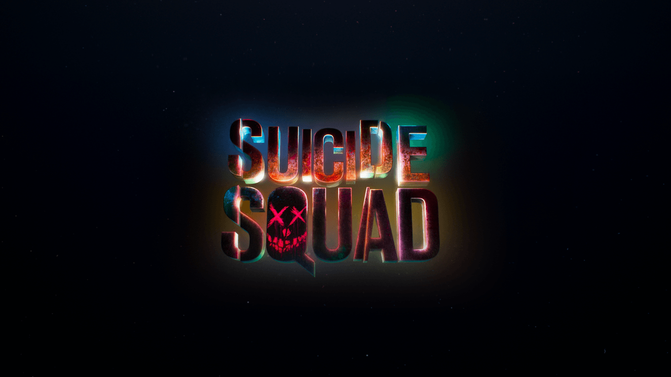 Suicide Squad Logo Wallpapers