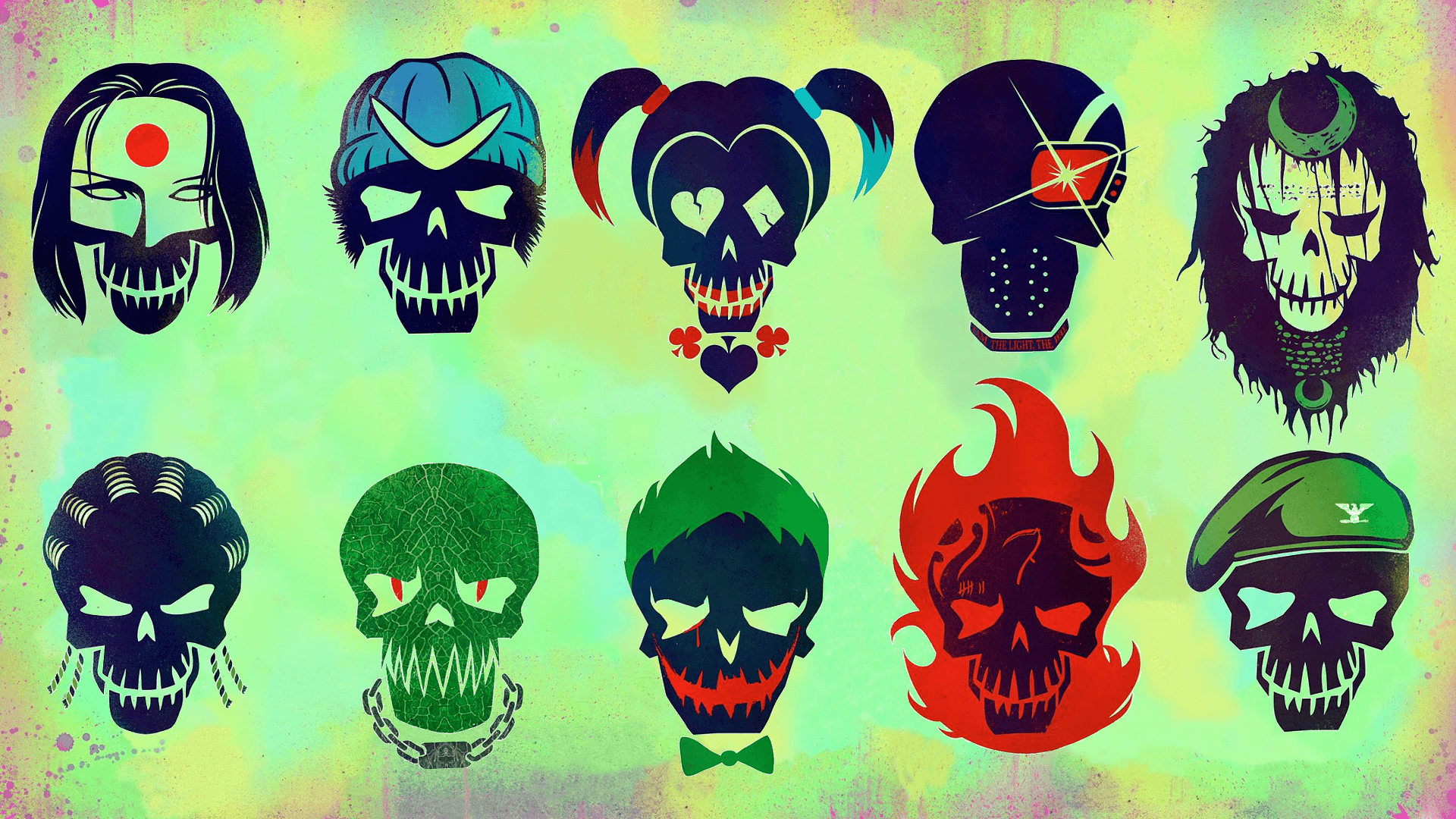 Suicide Squad Wallpapers Full Hd ~ Sdeerwallpapers