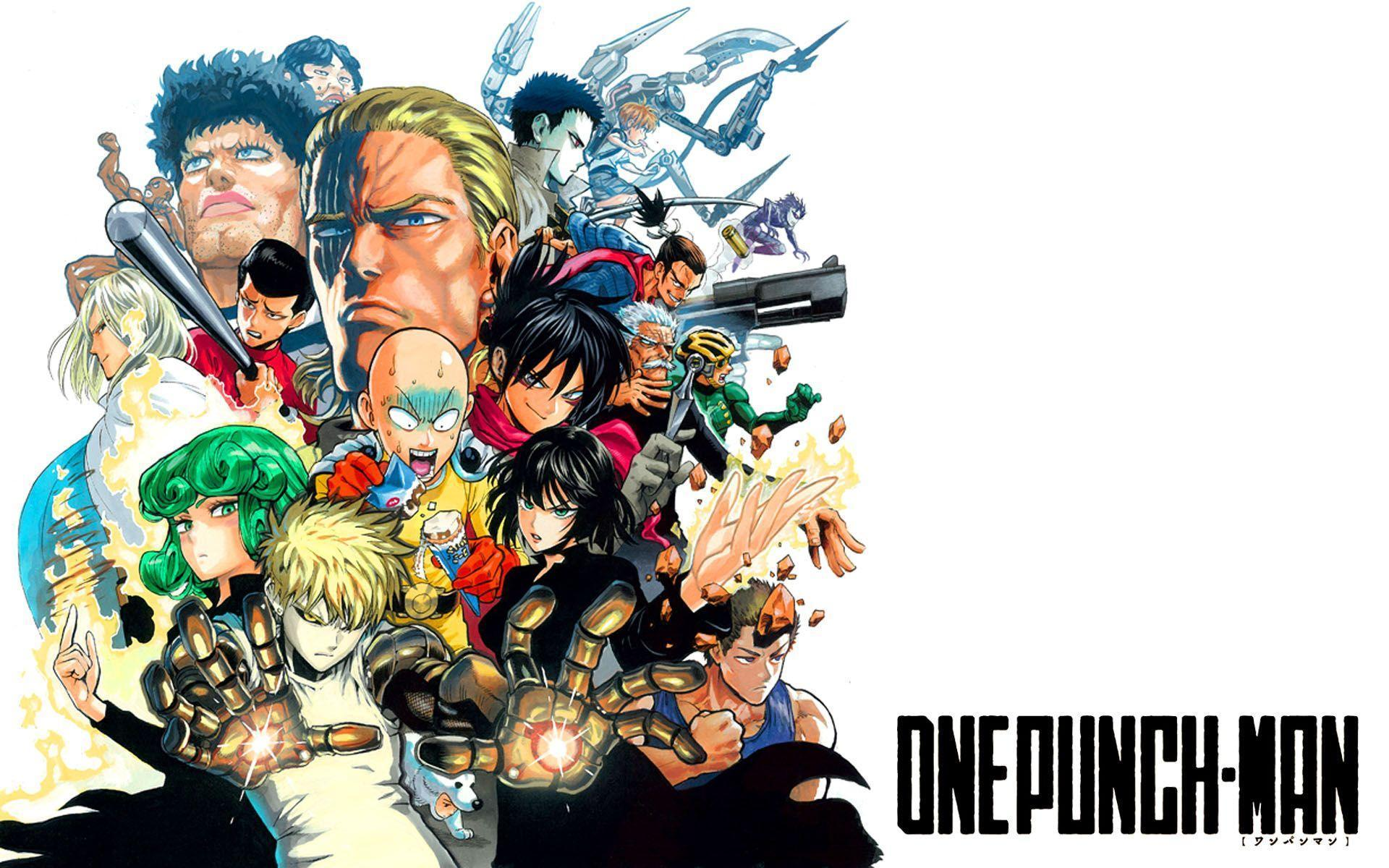 One Punch Man HD Wallpapers