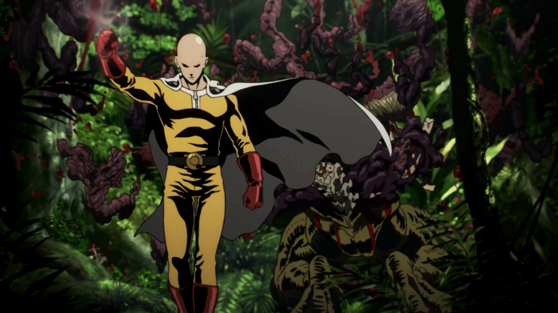 One Punch Man Wallpapers - Wallpaper Cave