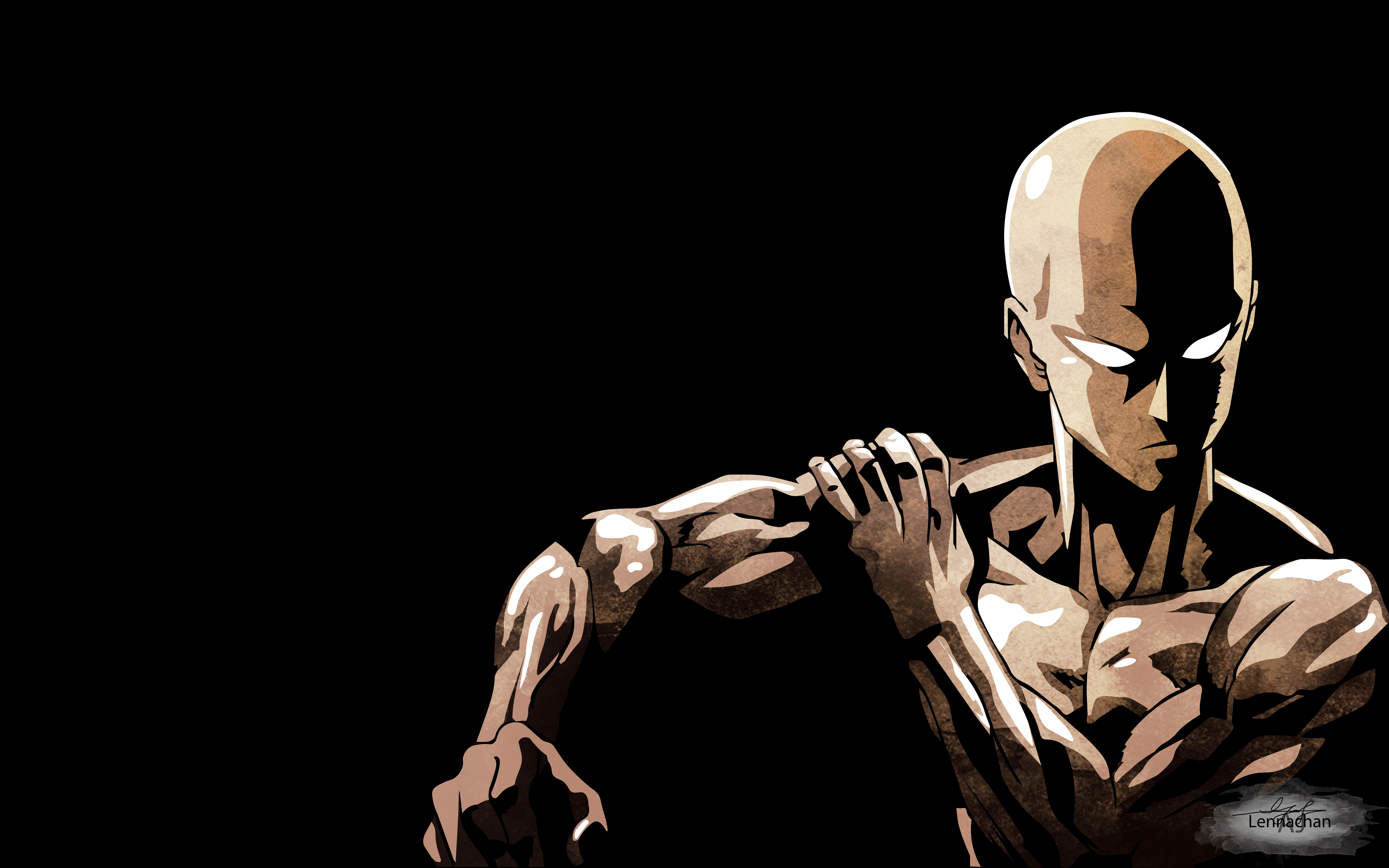 8 Fantastic One Punch Man Wallpapers