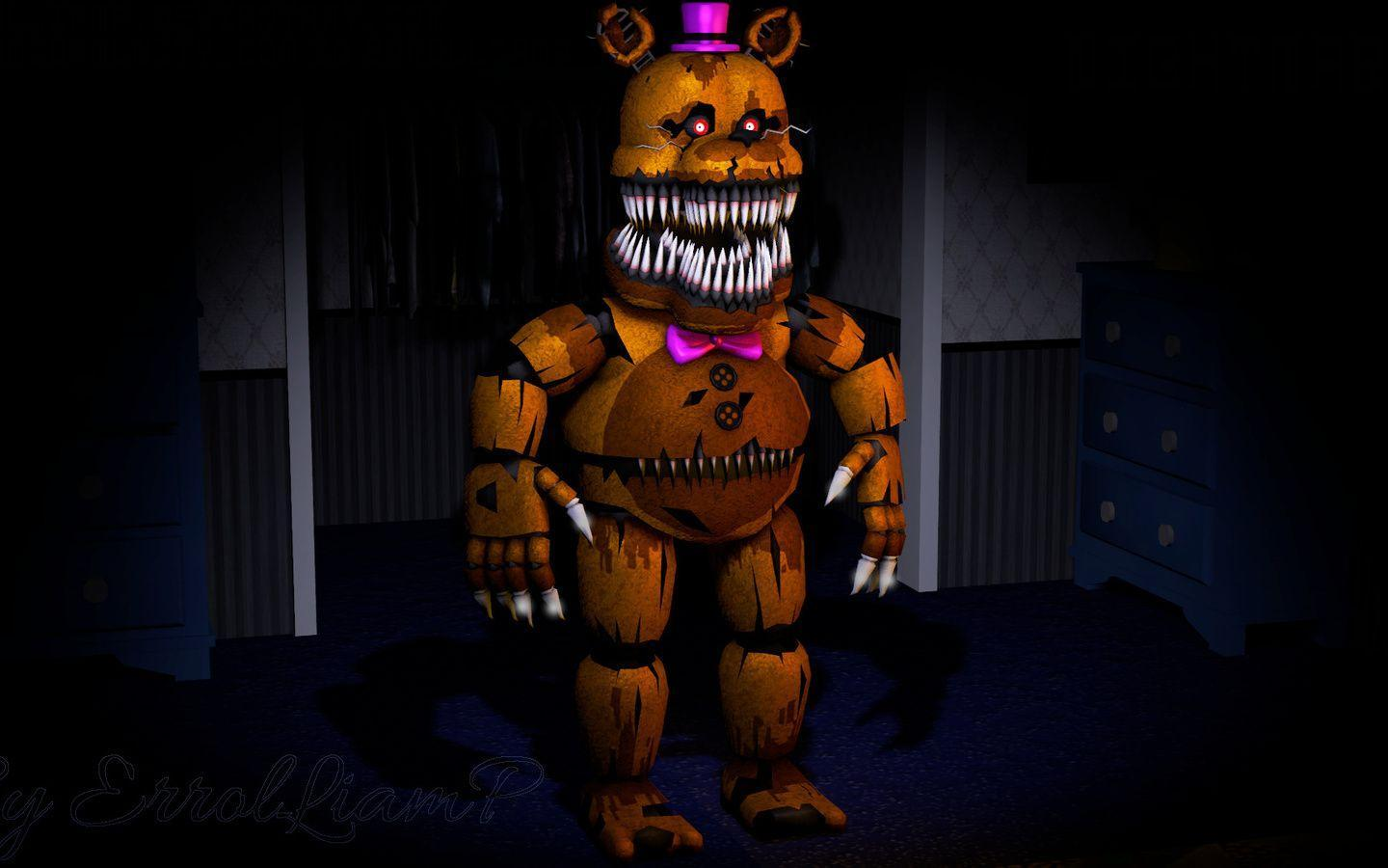 Five Nights At Freddy S Fnaf Wallpapers Wallpaper Cave