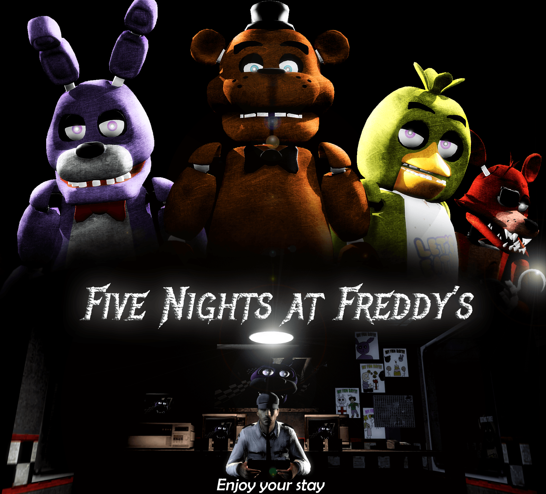 Five Nights At Freddy's FNAF Wallpapers