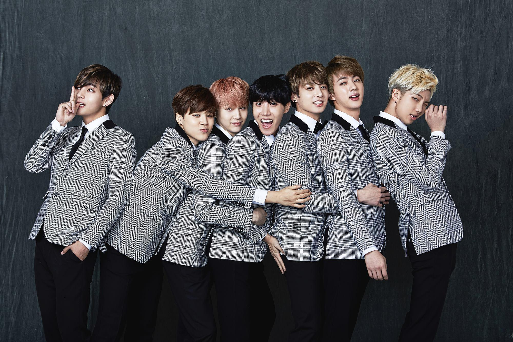Bts wallpapers wallpaper cave for Best group pictures