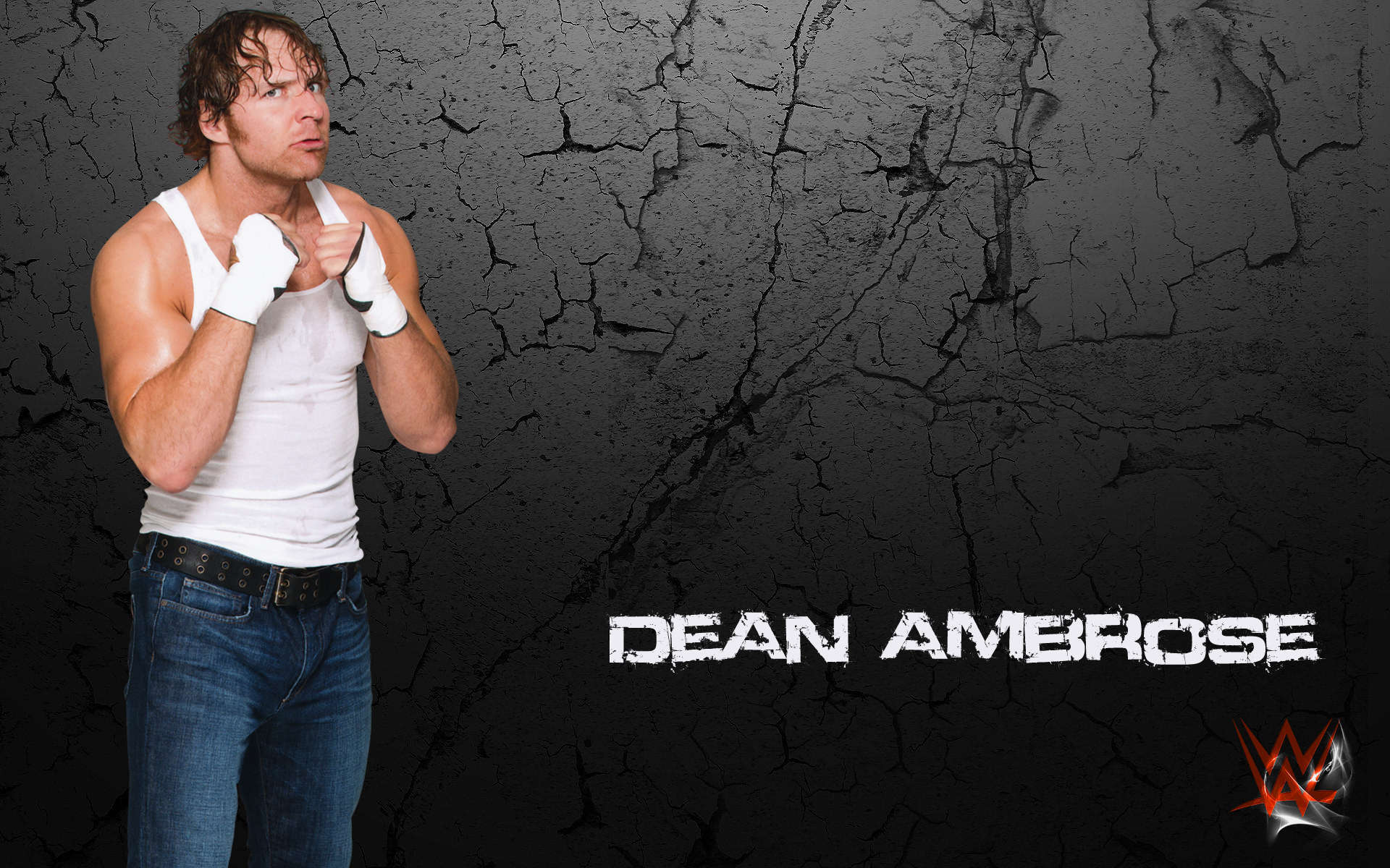 WWE Dean Ambrose Wallpaper HD Pictures | One HD Wallpaper Pictures ...
