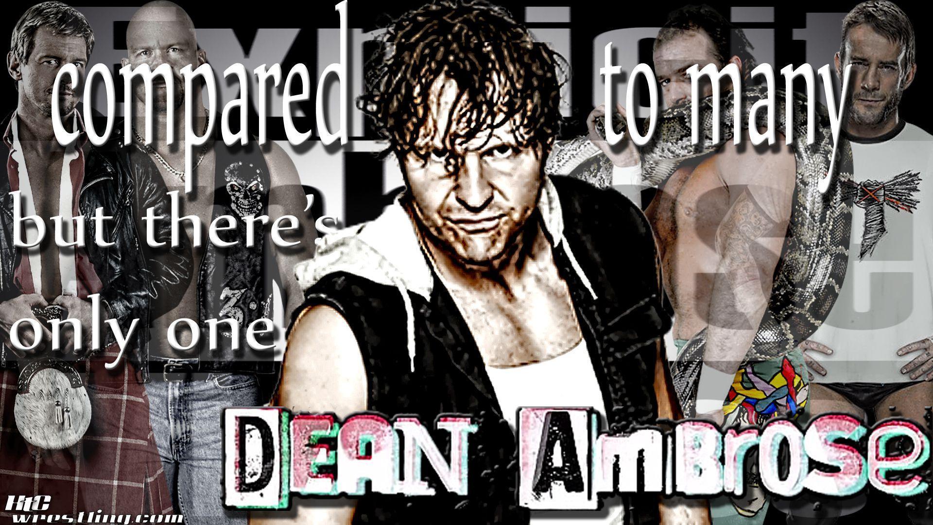 Dean Ambrose Wallpapers