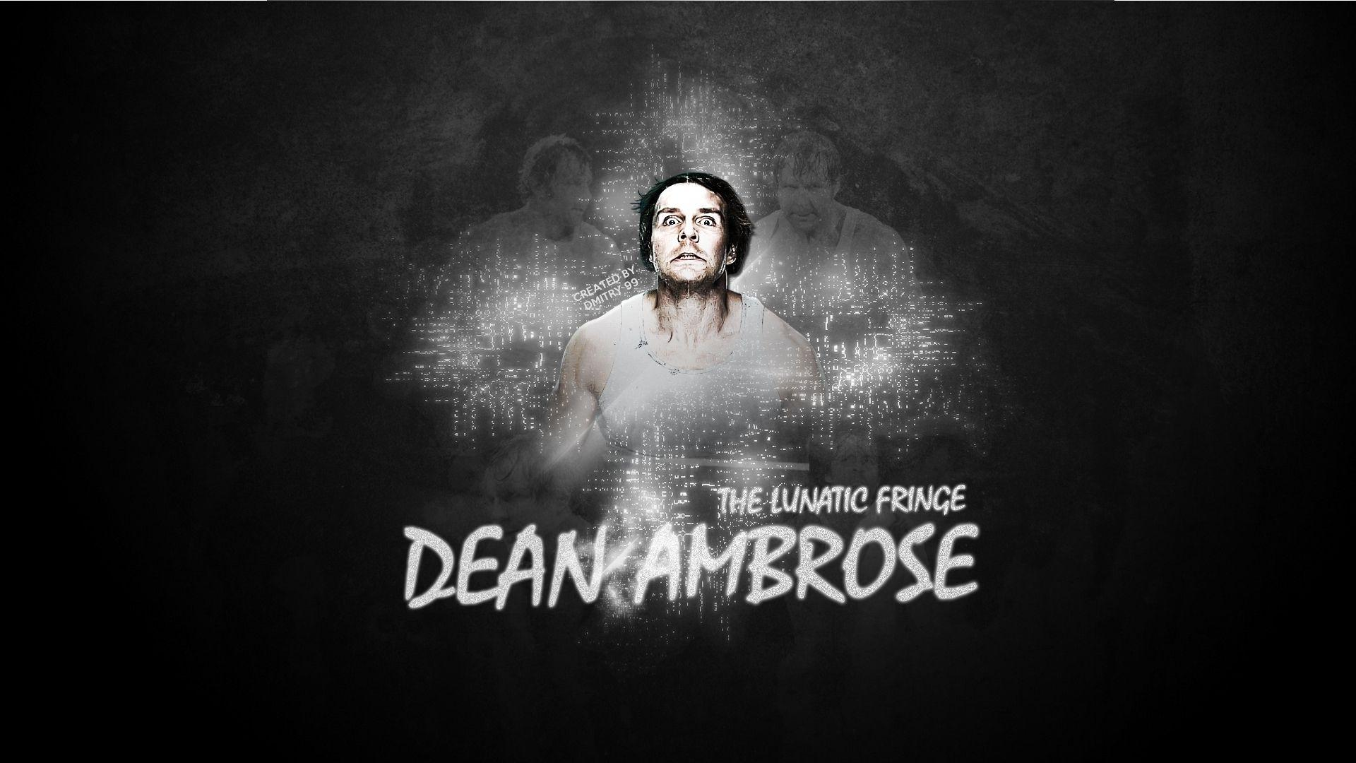 Dean Ambrose HD wallpaper for download