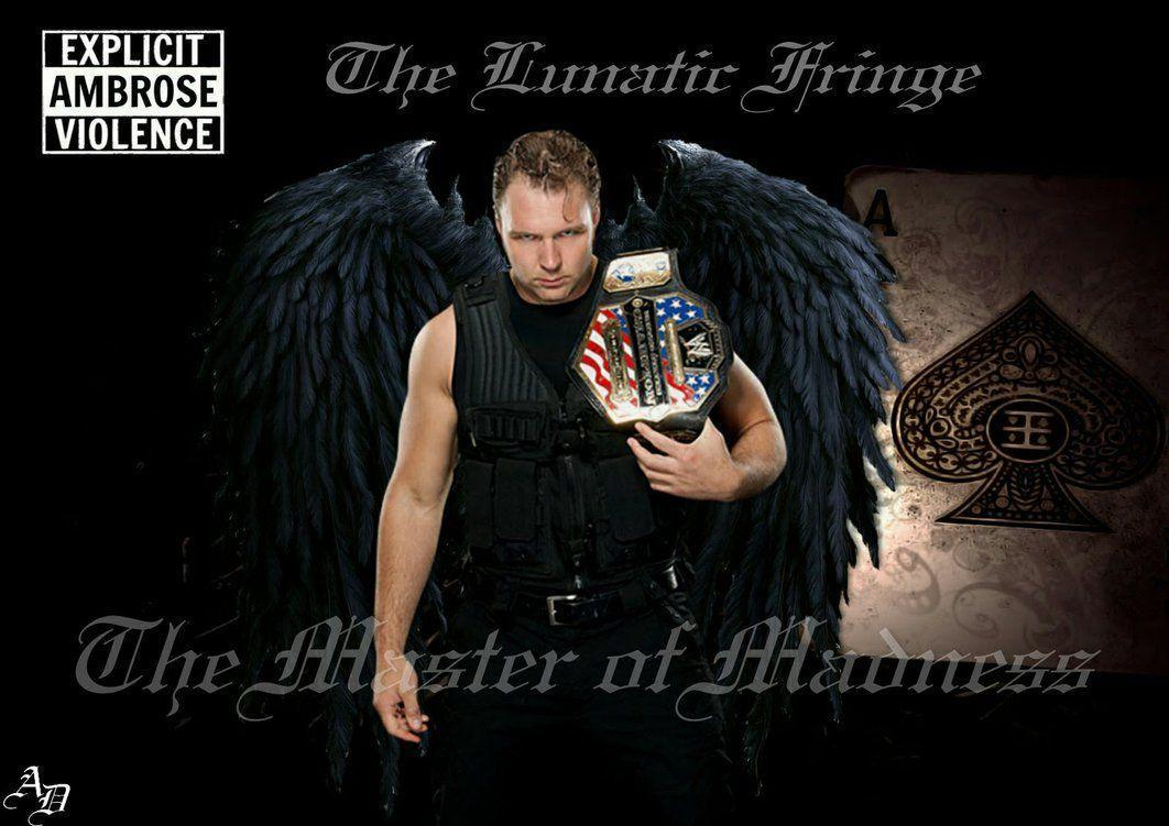 Dean Ambrose Wallpapers 2015