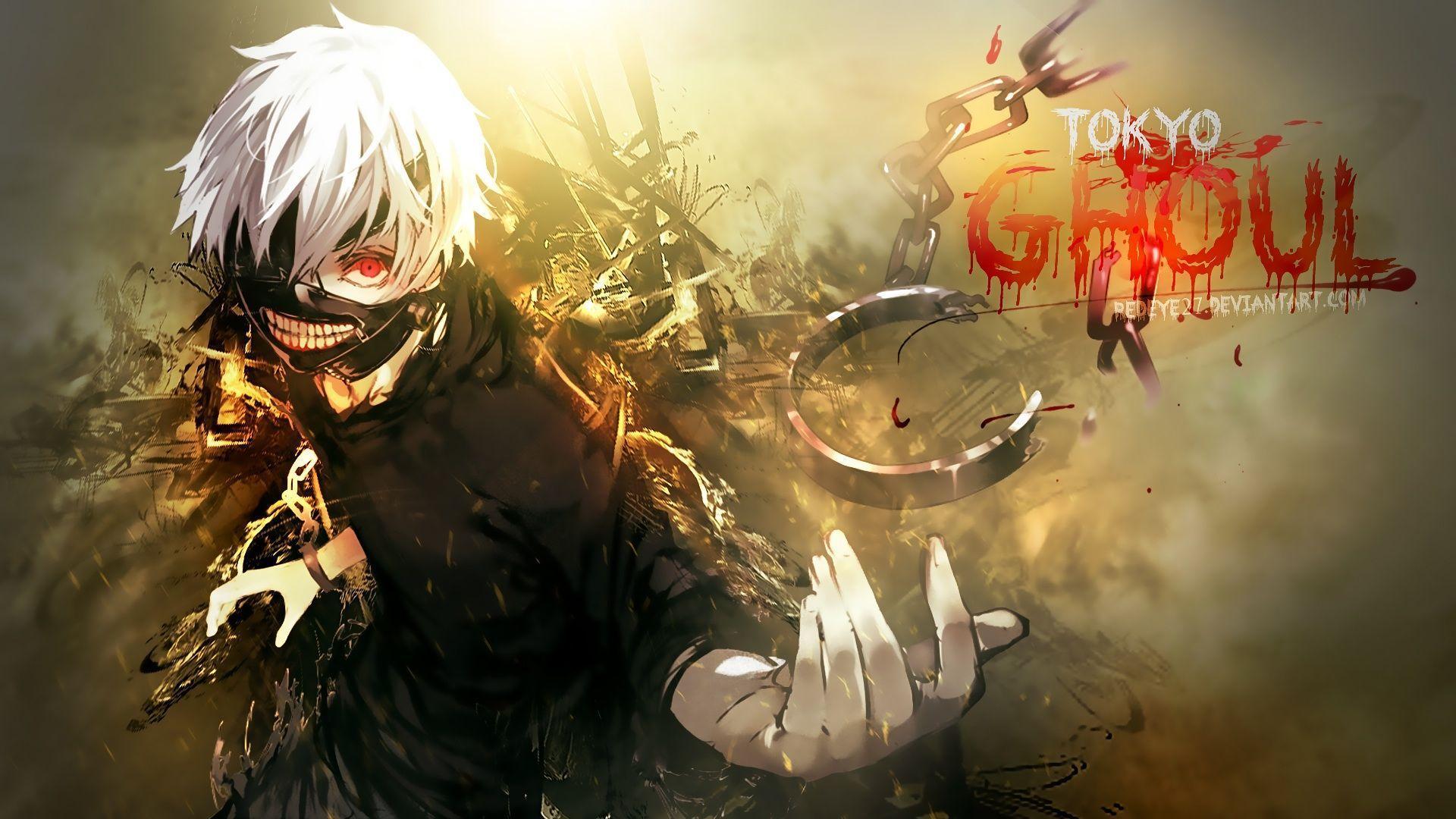 Whitehaired Kaneki Ken wallpaper x by gameriuxlt on