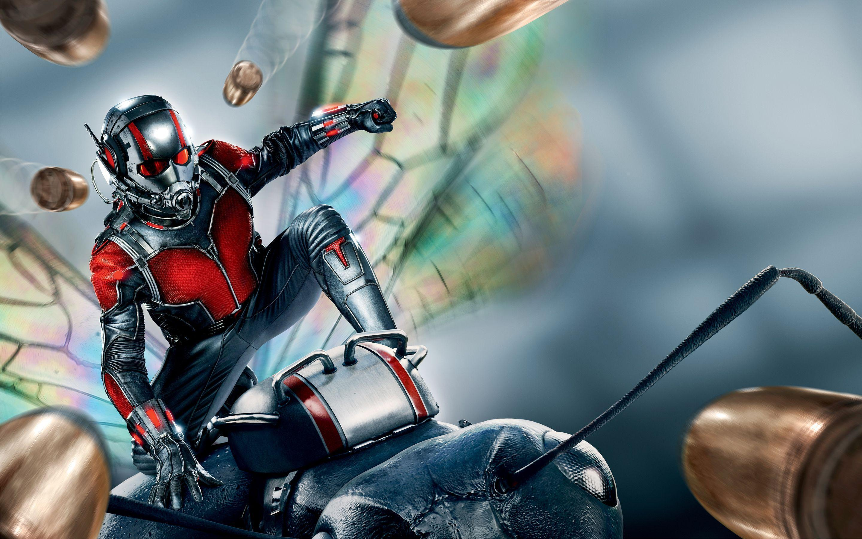 58 Ant Man HD Wallpapers