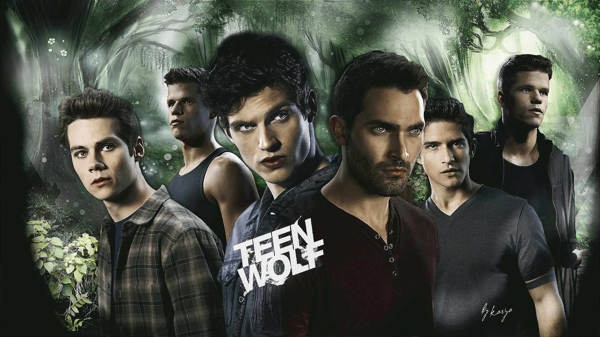 Teen Wolf Teenage