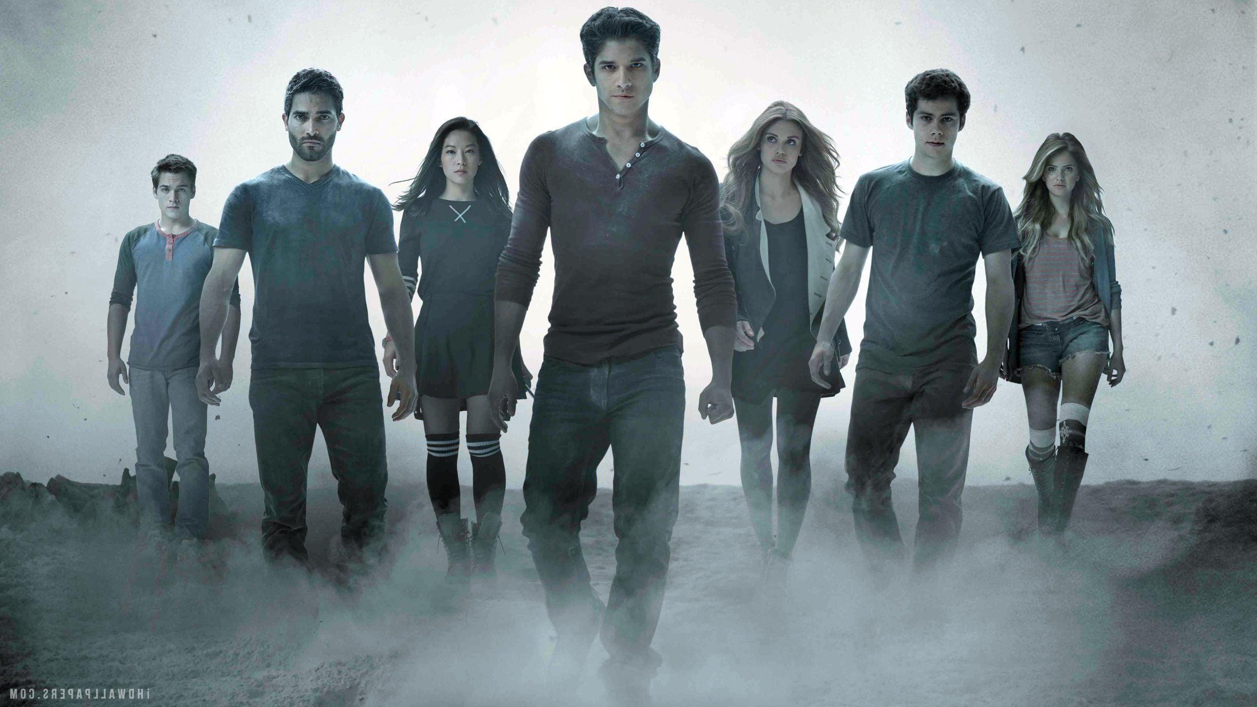 Teen Wolf TV Series wallpapers HD Download
