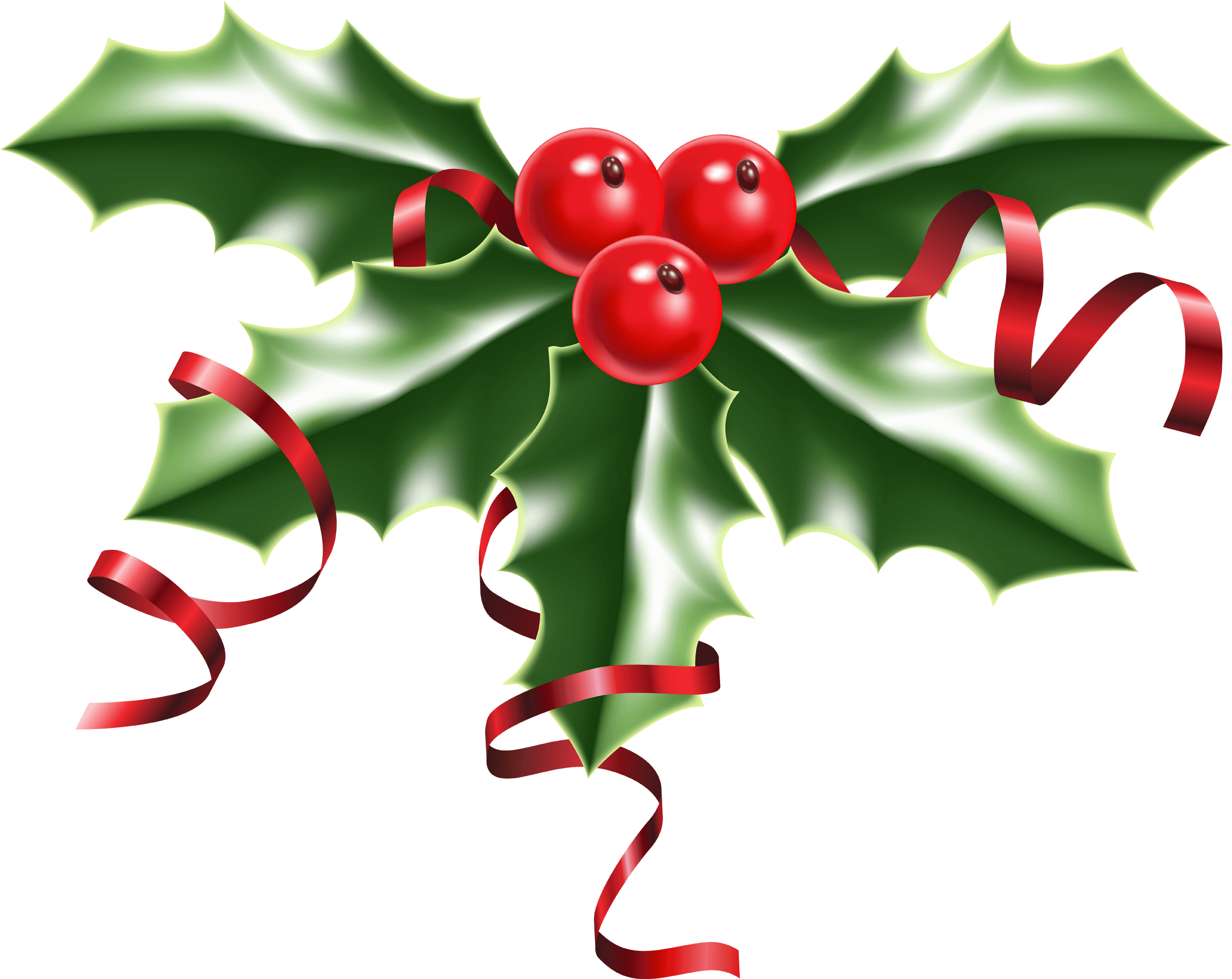 christmas holly wallpapers