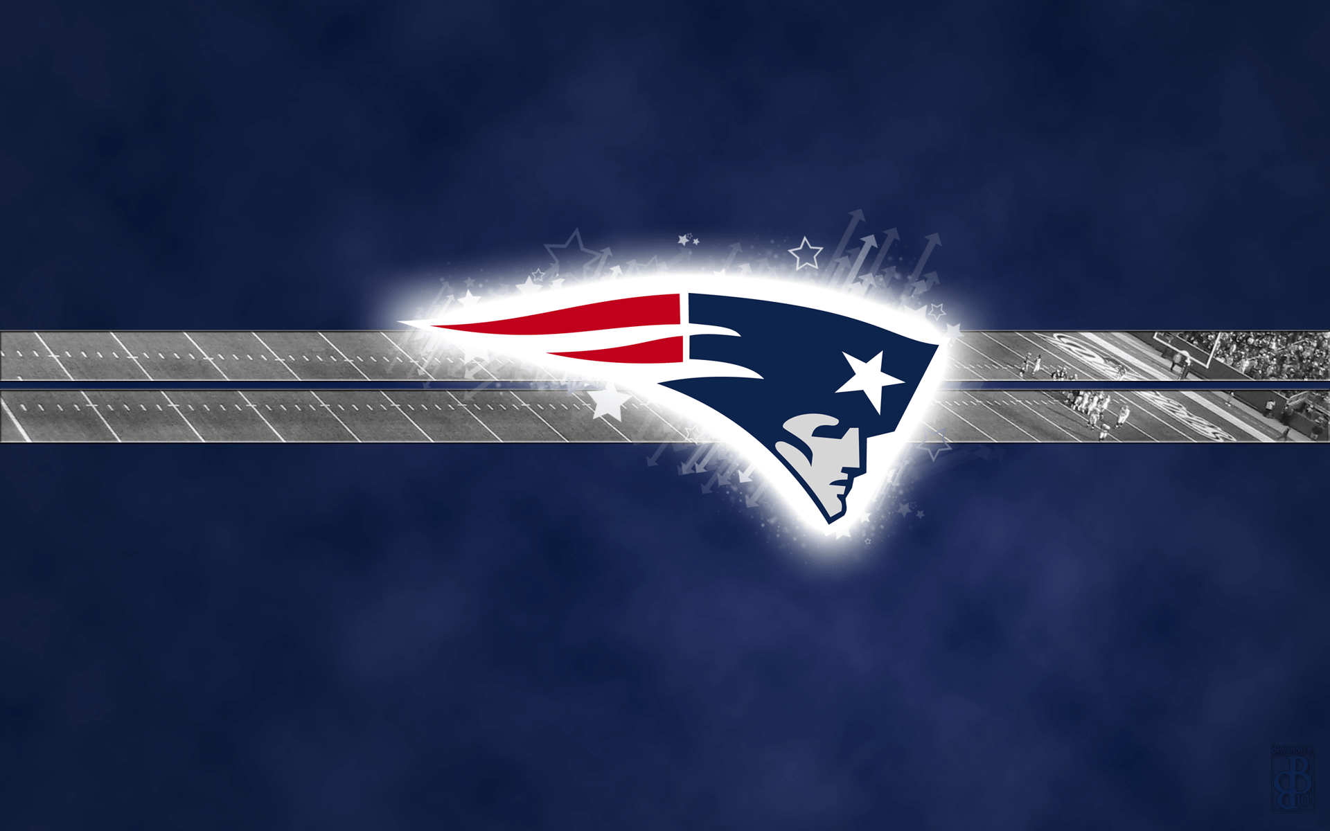 Patriots Logo Wallpaper
