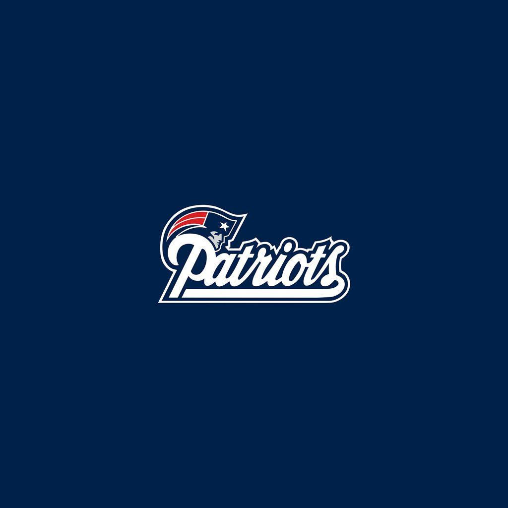 iPad Wallpapers with the New England Patriots Team Logos – Digital