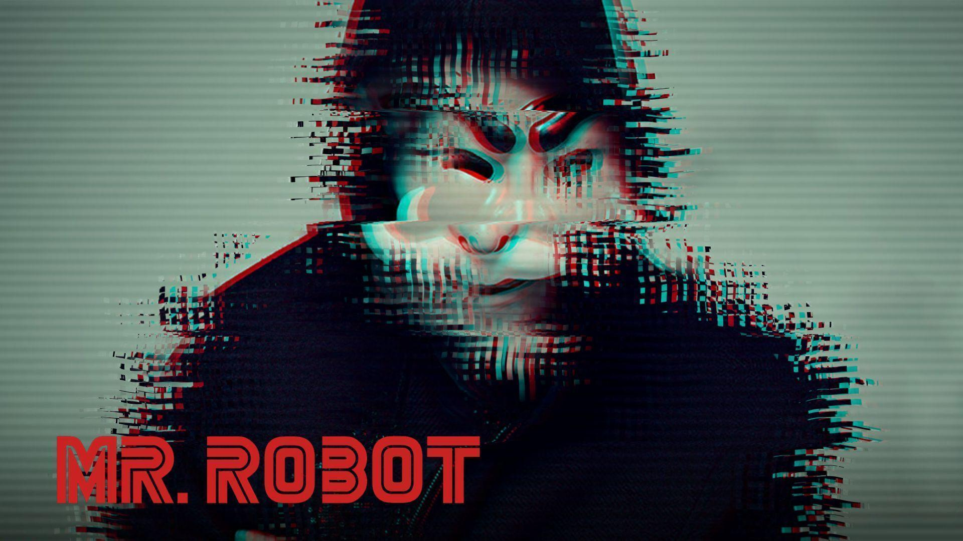 Some Mr. Robot Wallpapers I made