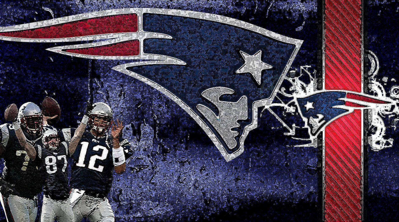 New England Patriots wallpaper HD background download desktop ...