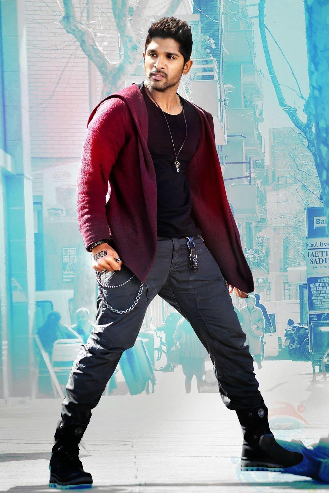 Allu Arjun Wallpapers - Wallpaper Cave