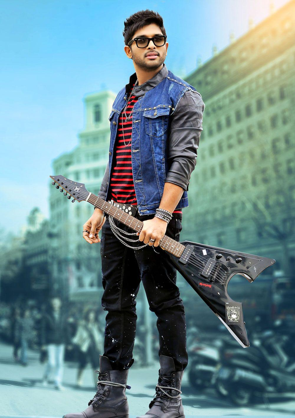 allu arjun iddarammayilatho hd wallpapers