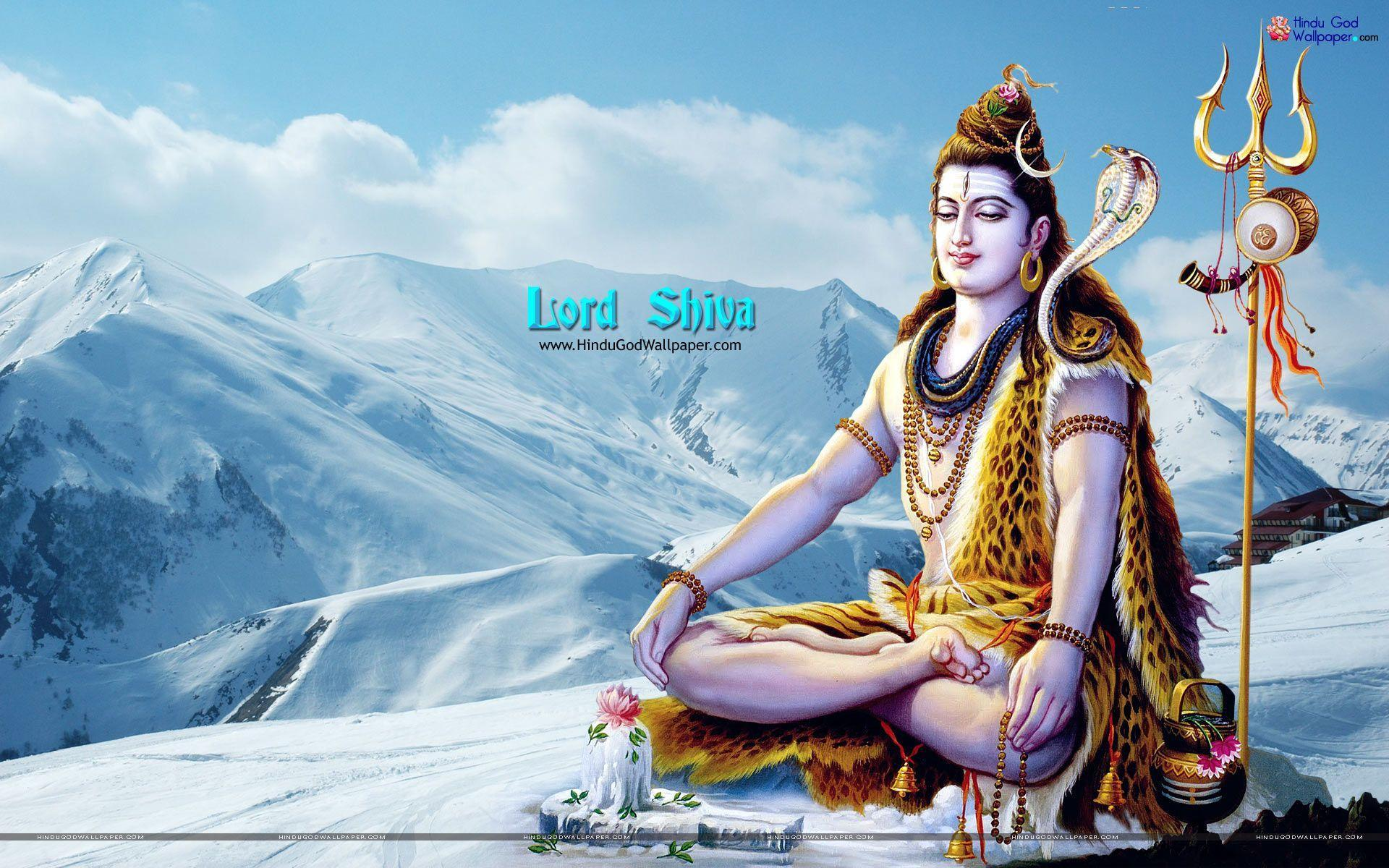 Lord Shiva Wallpapers 3d: Lord Shiva Wallpapers