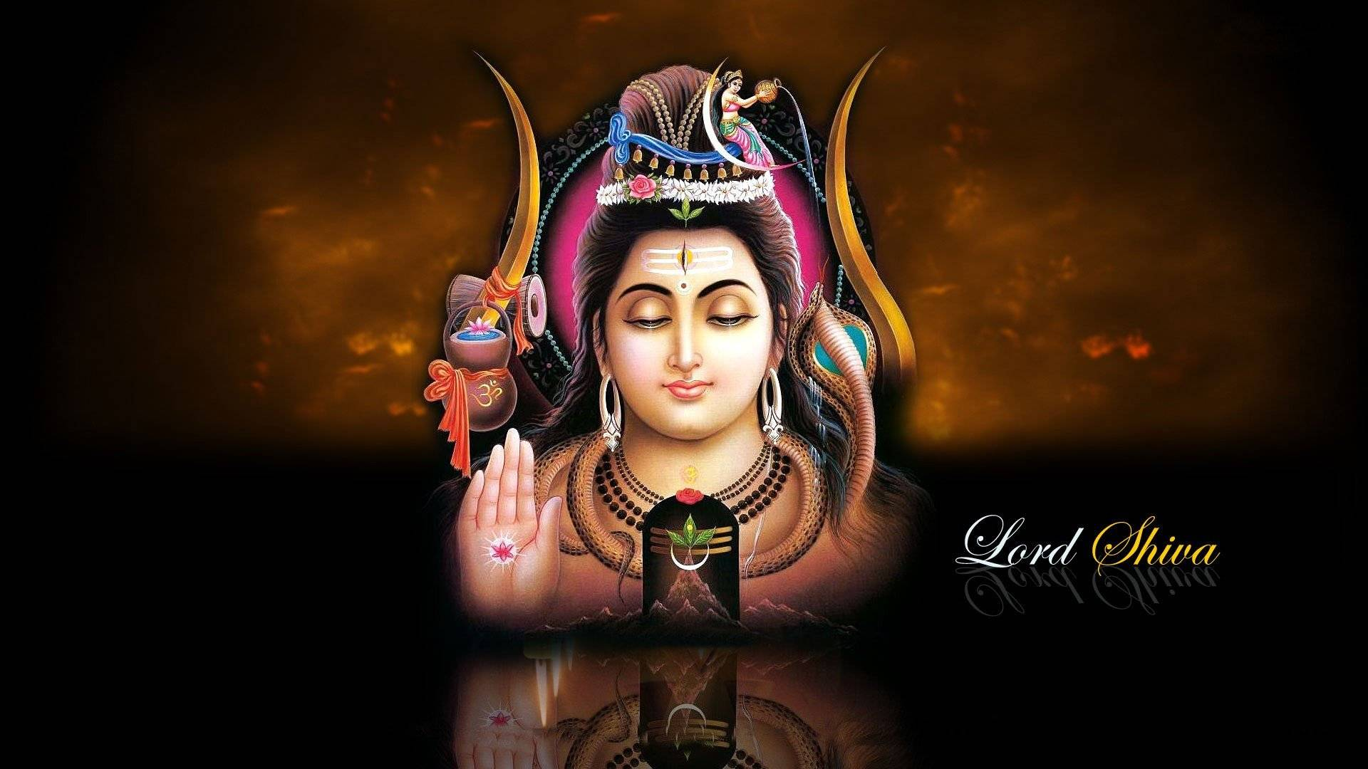 Lord Shiva Wallpapers - Wallpaper Cave