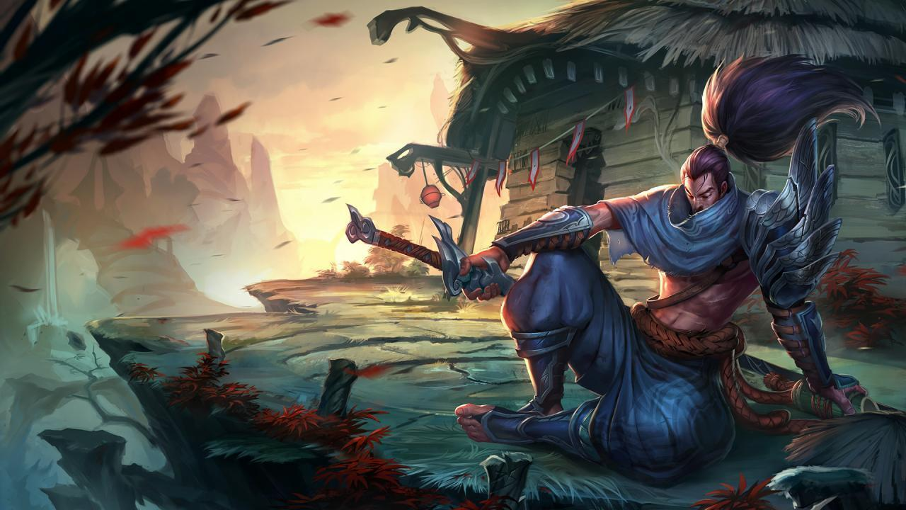 Yasuo Wallpapers Wallpaper Cave