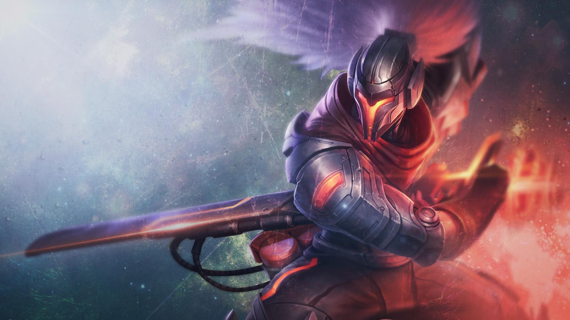 league of legends yasuo wallpaper hd background download desktop