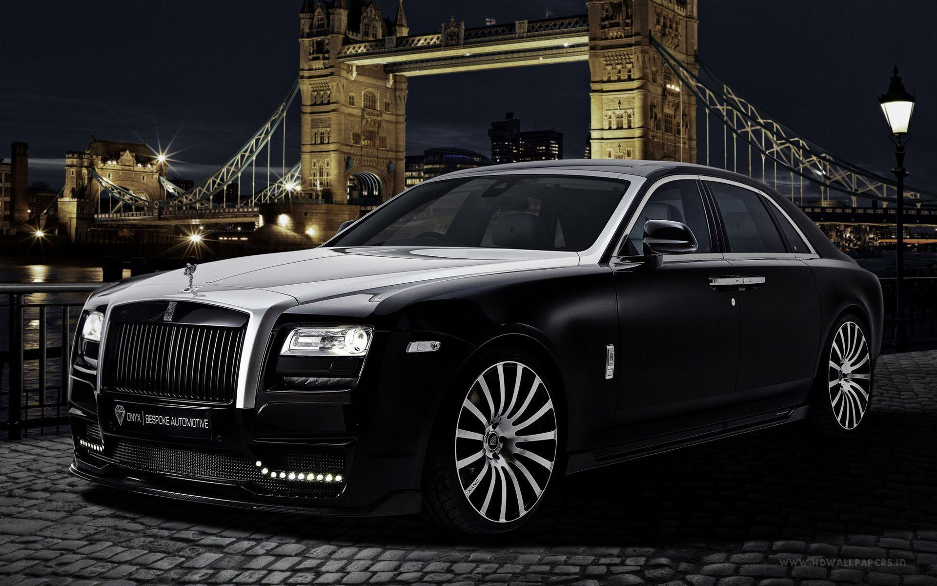 Rolls Royce Ghost Wallpapers Wallpaper Cave
