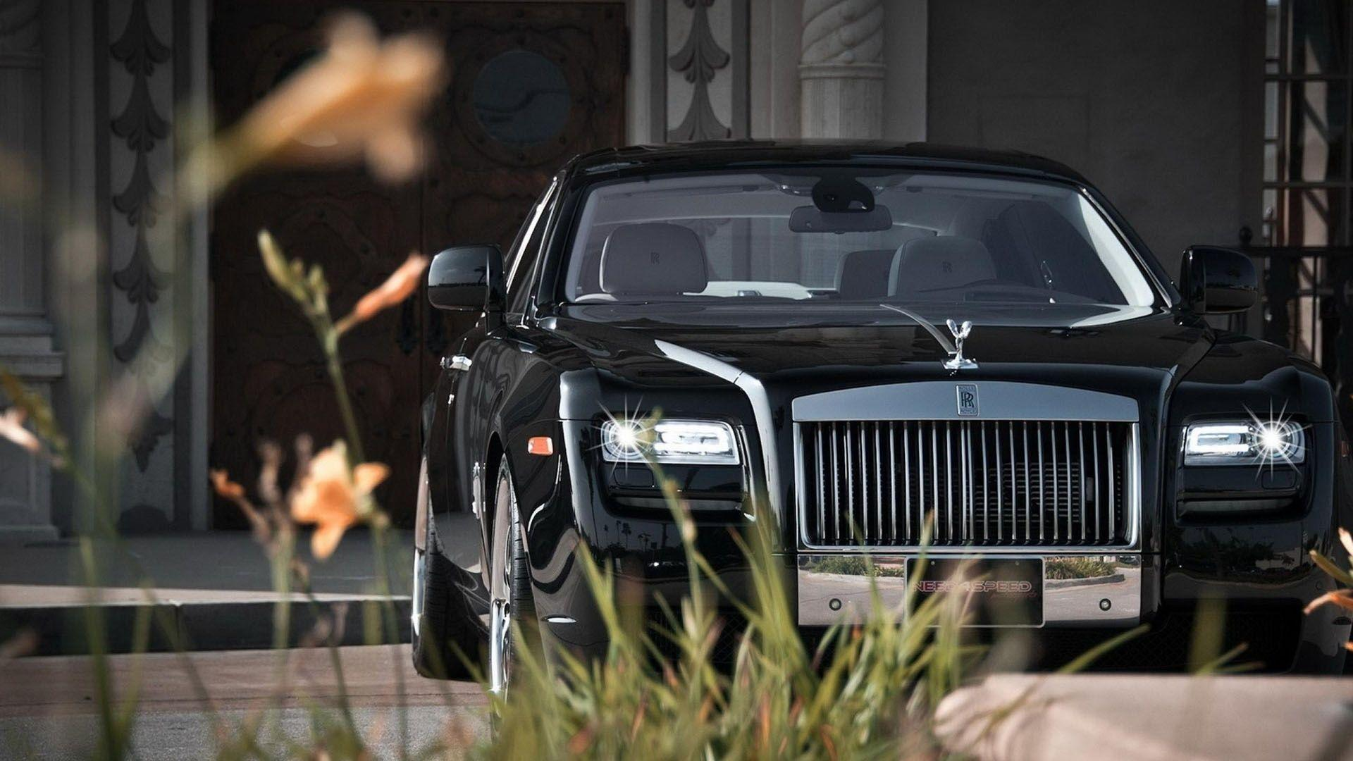 rolls royce ghost Full HD Wallpaper and Background Image | 1920x1080 ...