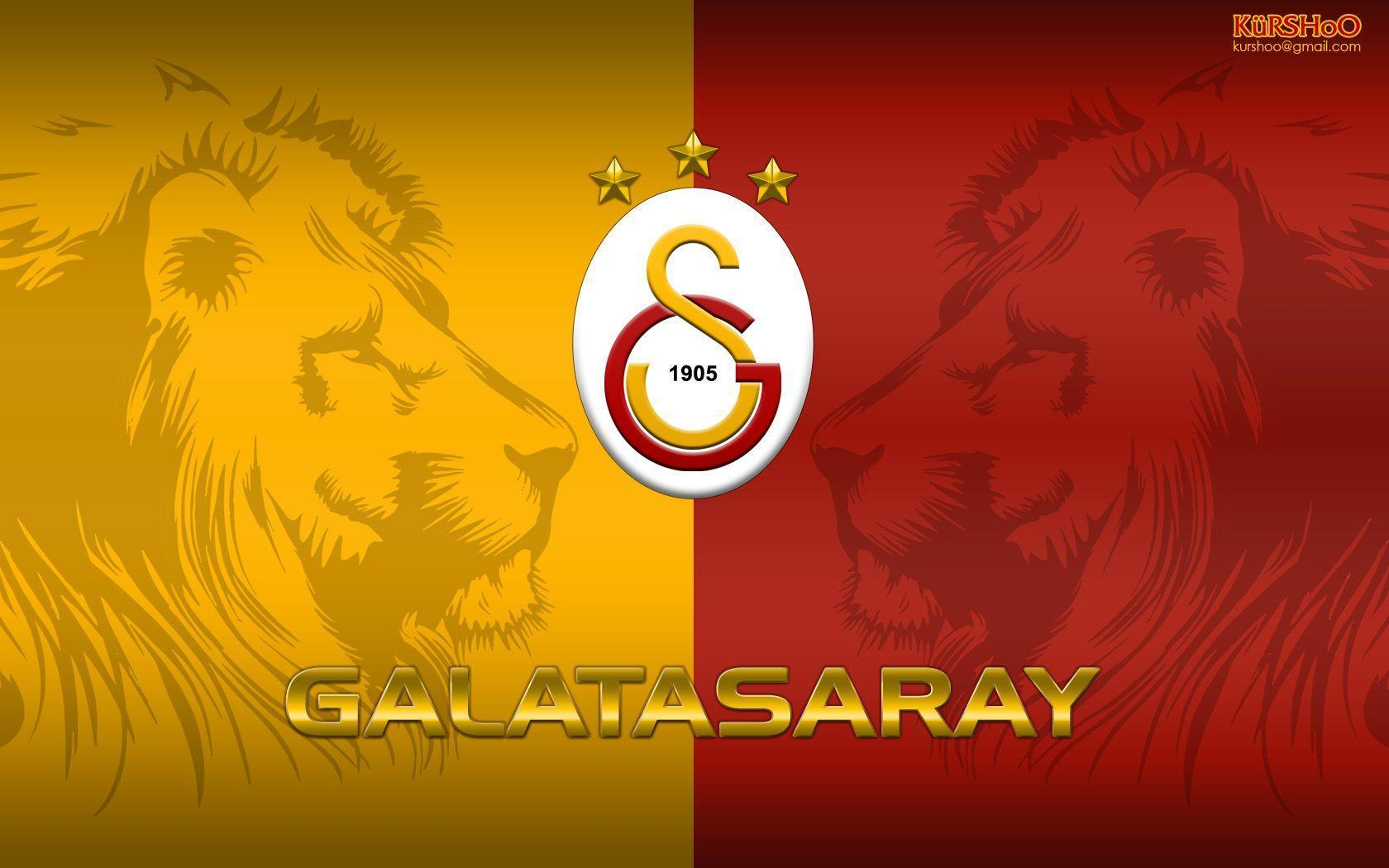 Galatasaray FC Teams Background 2