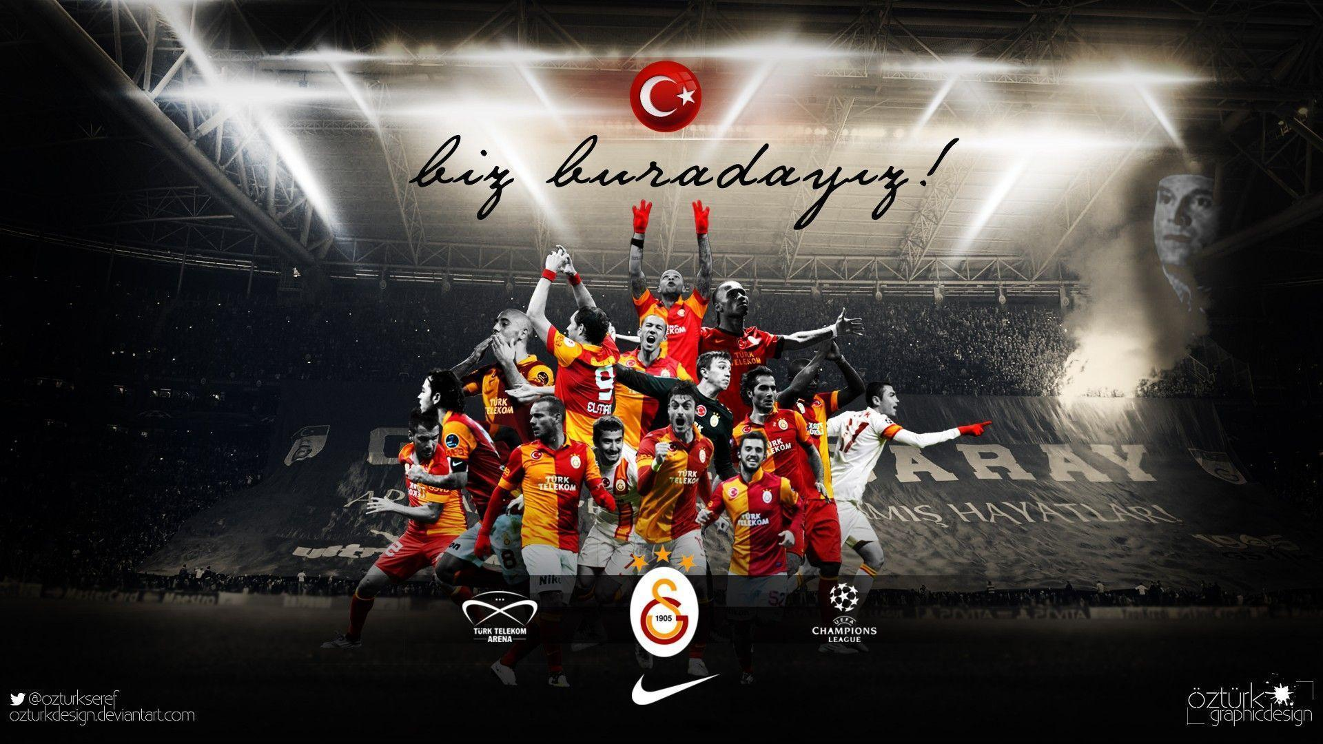 Galatasaray Teams Background 4