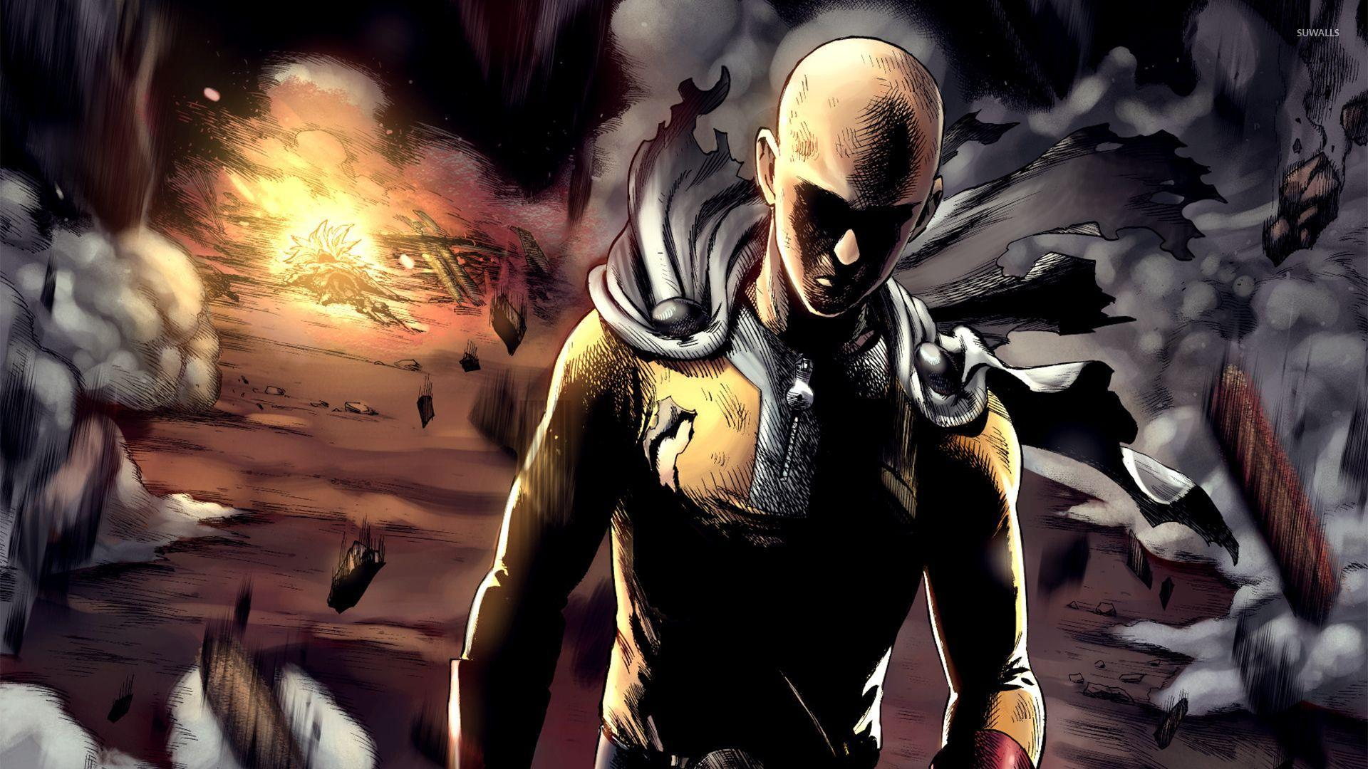 Saitama Wallpapers - Wallpaper Cave
