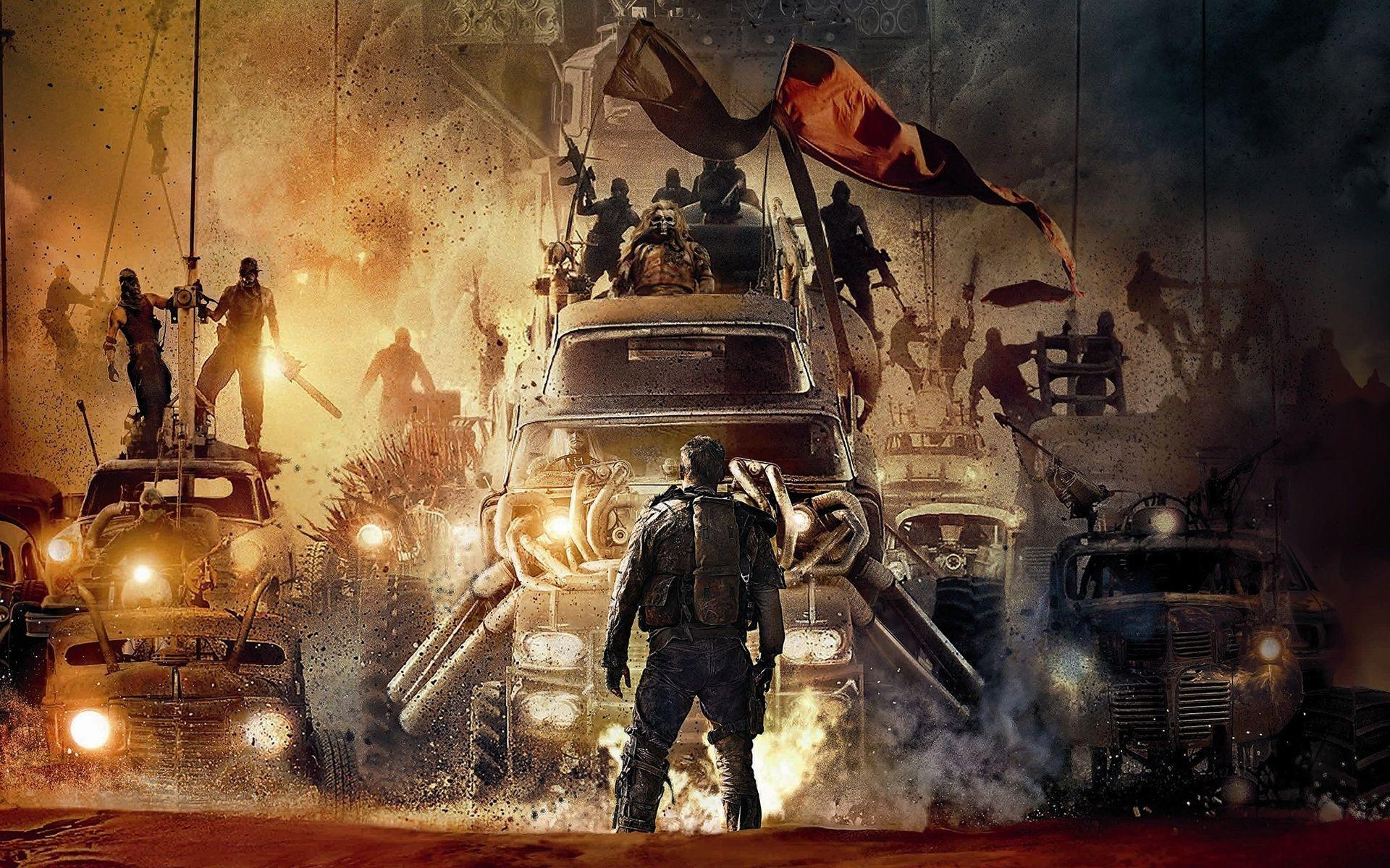 Mad Max Fury Road Wallpapers Wallpaper Cave
