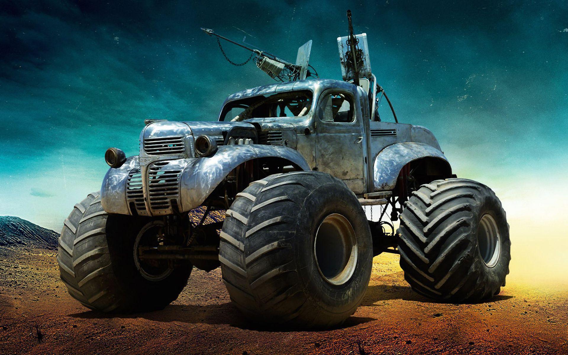 Big Foot Mad Max Wallpaper | Full HD Pictures