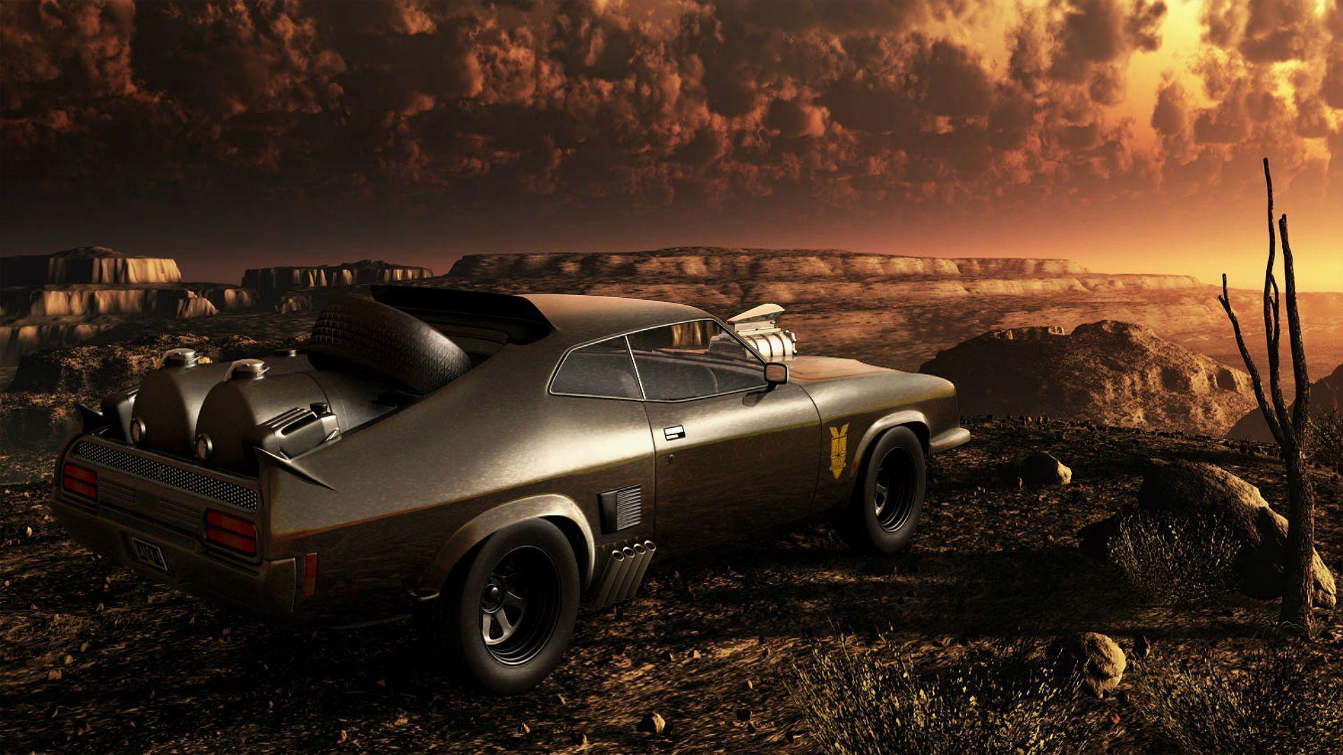 Mad Max Wallpapers - Wallpaper Cave