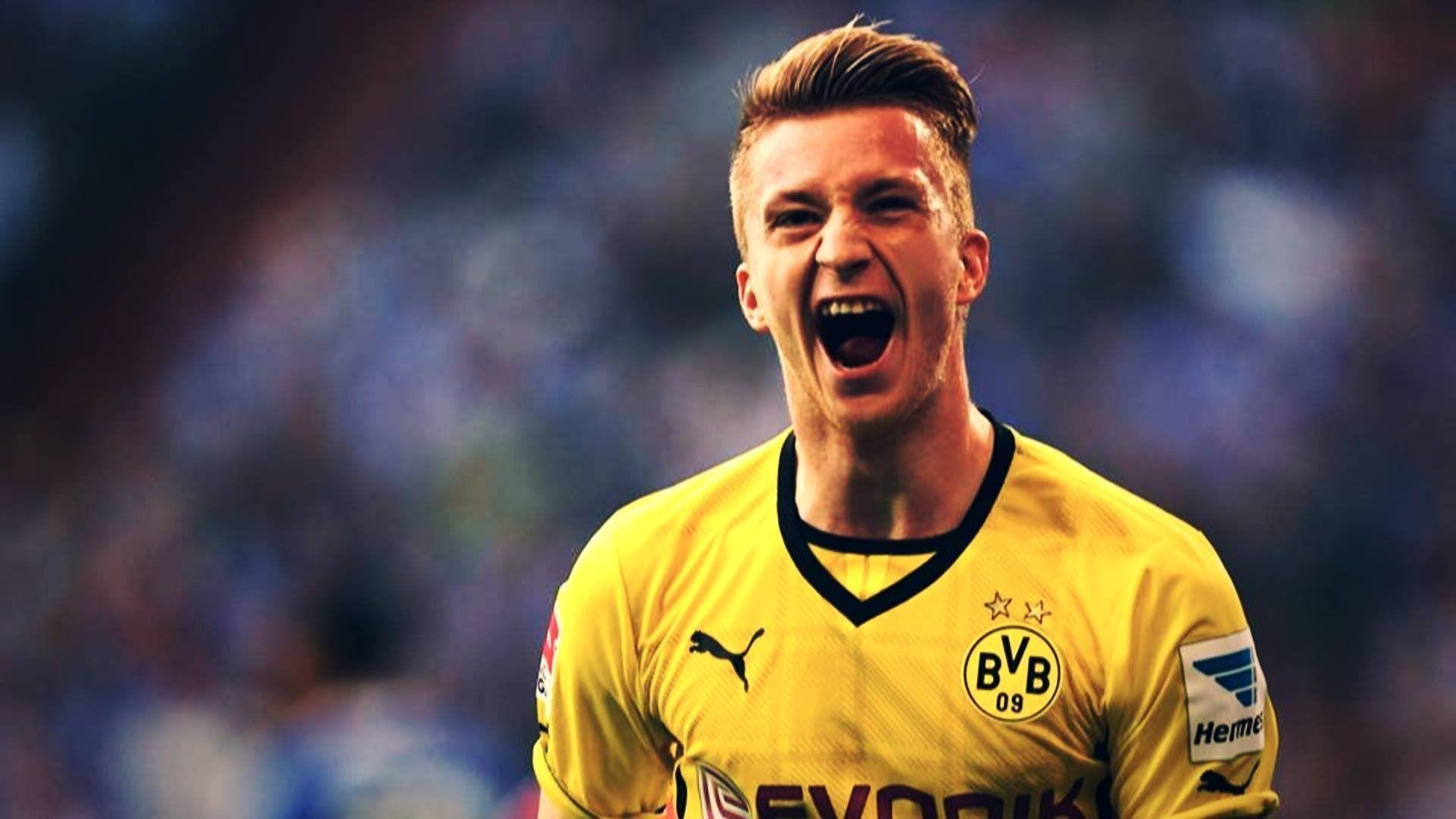 Marco Reus Wallpapers Wallpaper Cave