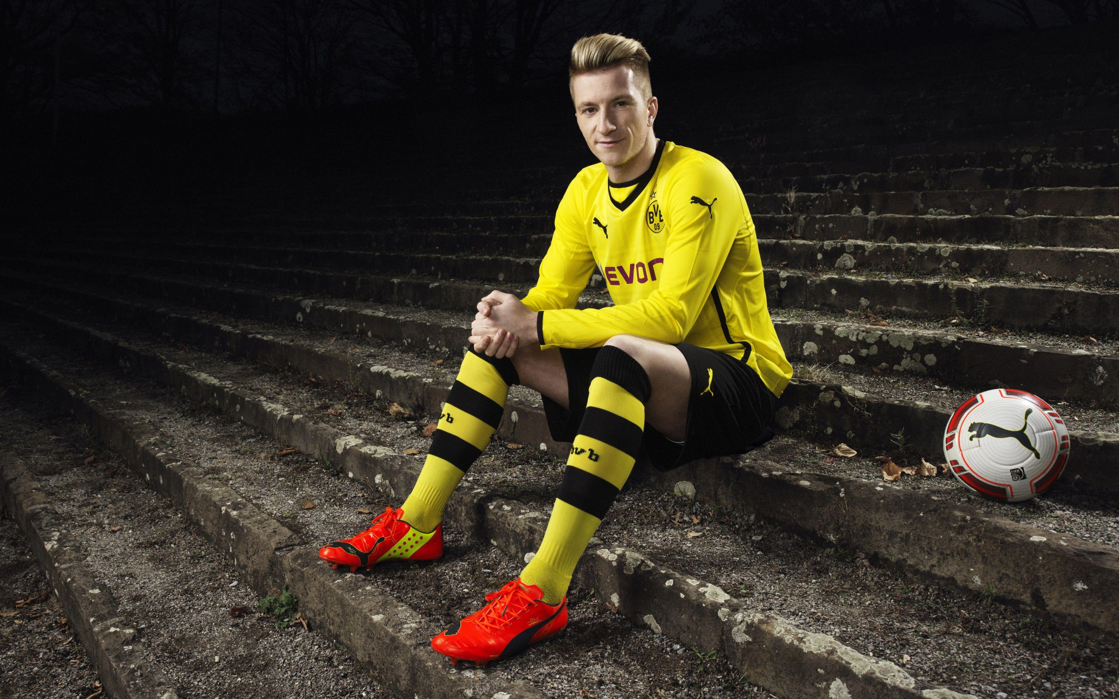 Marco Reus German Soccer Player 4K Wallpapers | HD Wallpapers