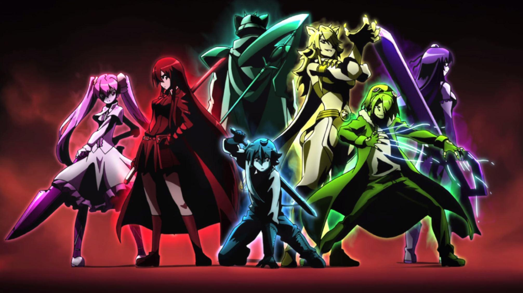 Akame Ga Kill Wallpapers Wallpaper Cave