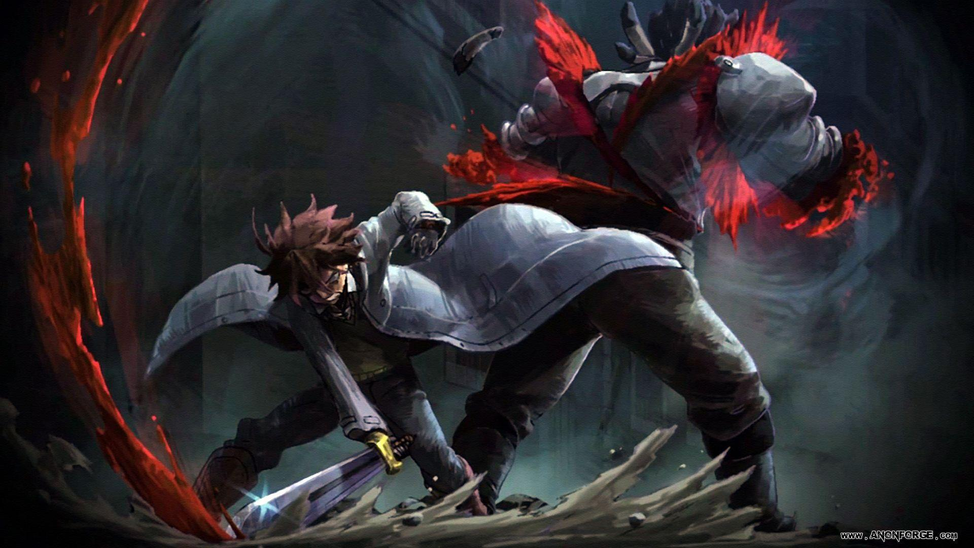 Anime Fight Wallpapers - Wallpaper Cave
