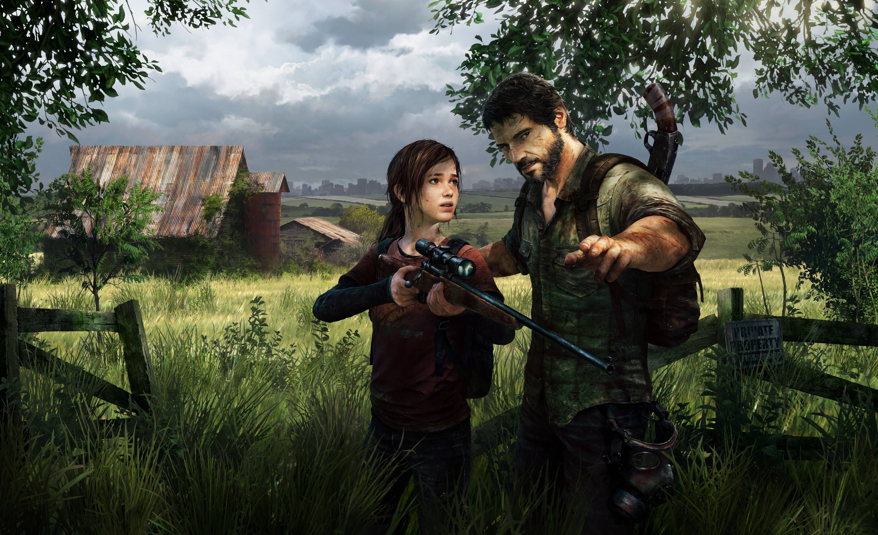 195 The Last Of Us HD Wallpapers