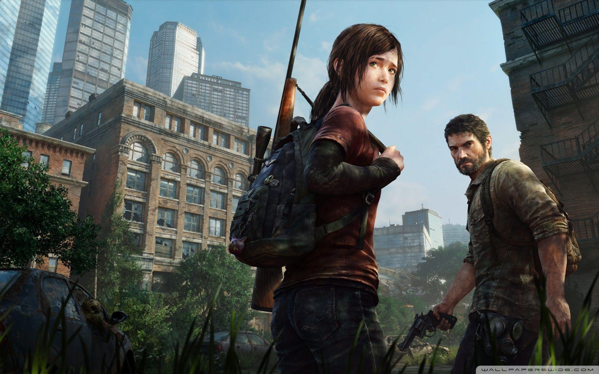 The Last of Us Game HD desktop wallpapers : High Definition